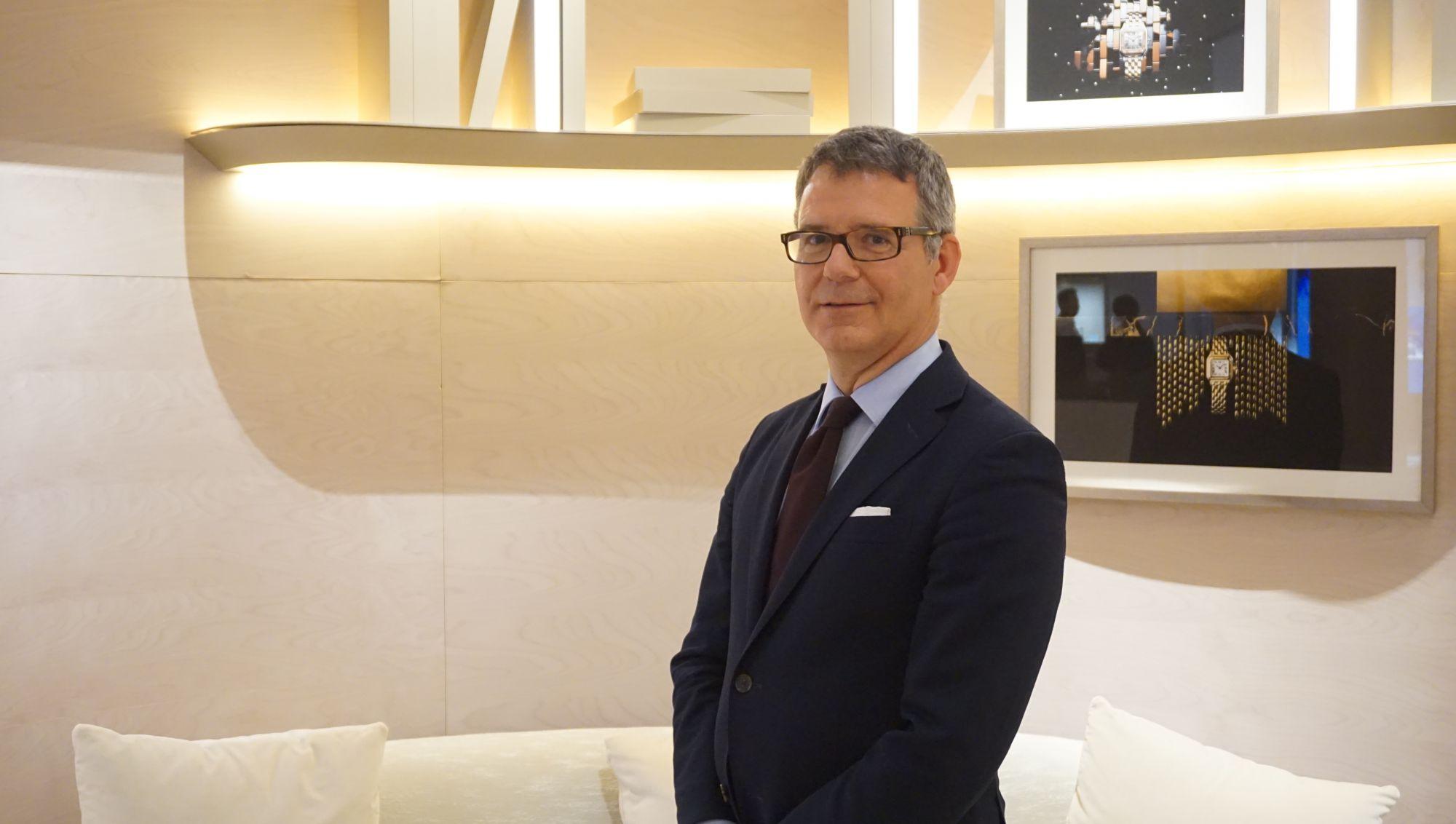 Meet Pierre Rainero: Cartier's Gatekeeper of Style