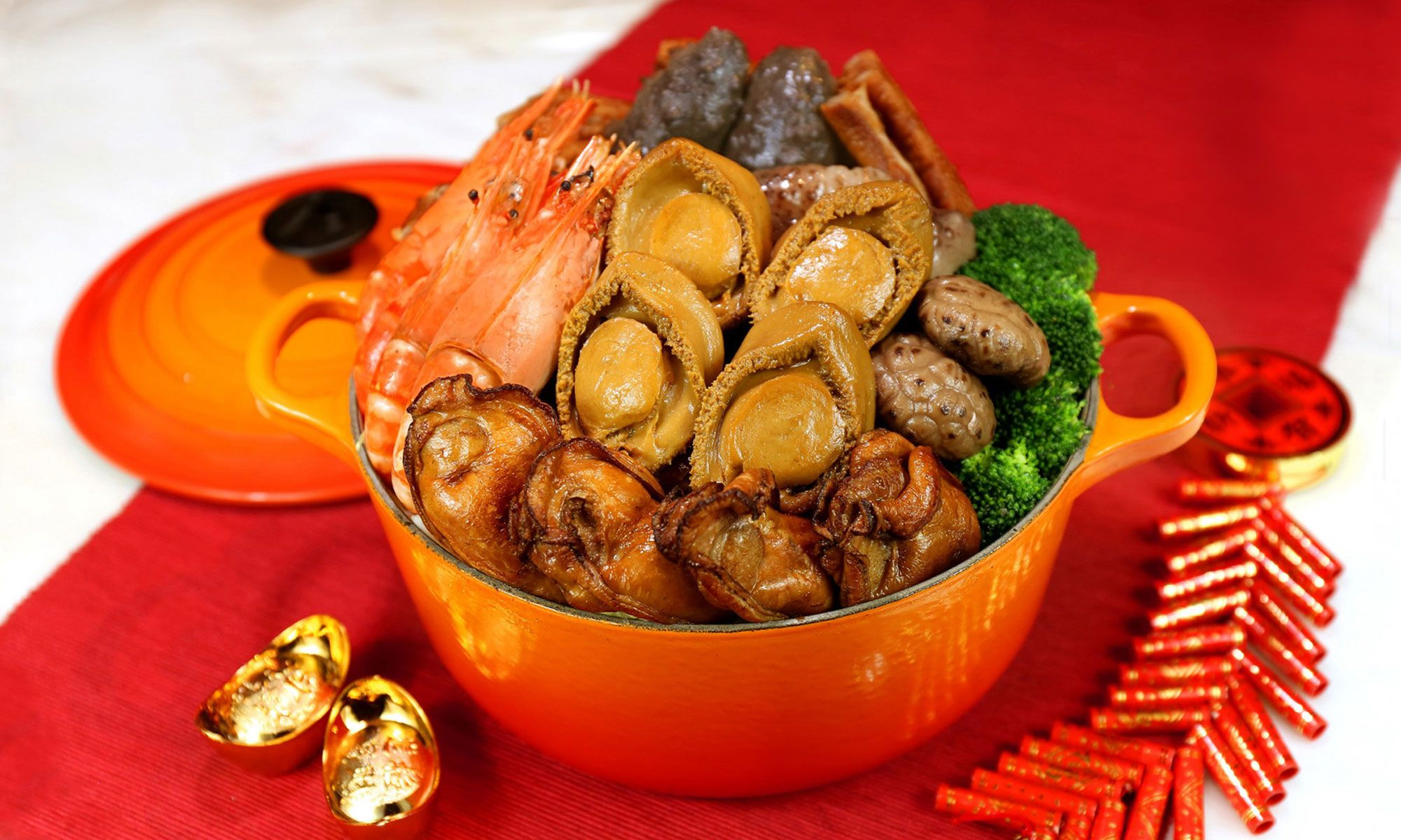 Celebrate Chinese New Year with Auspicious Delicacies from Tycoon Tann