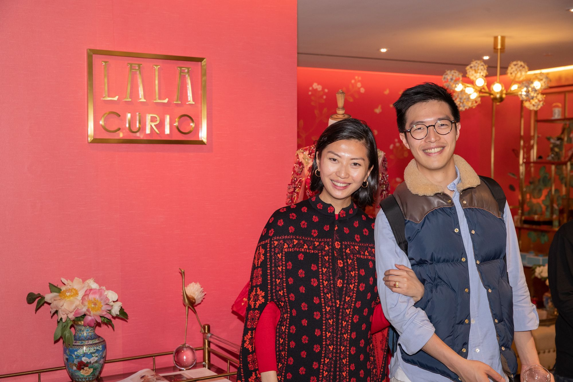 Laura Cheung, Chris Cheung