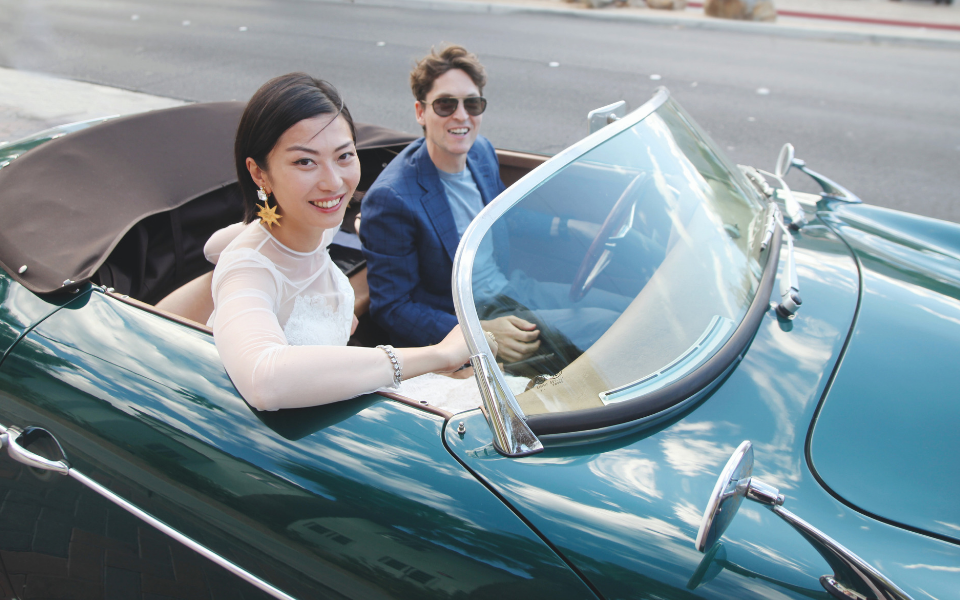 Bohemian Rhapsody: Inside Laura Cheung And James Wolf's Wedding