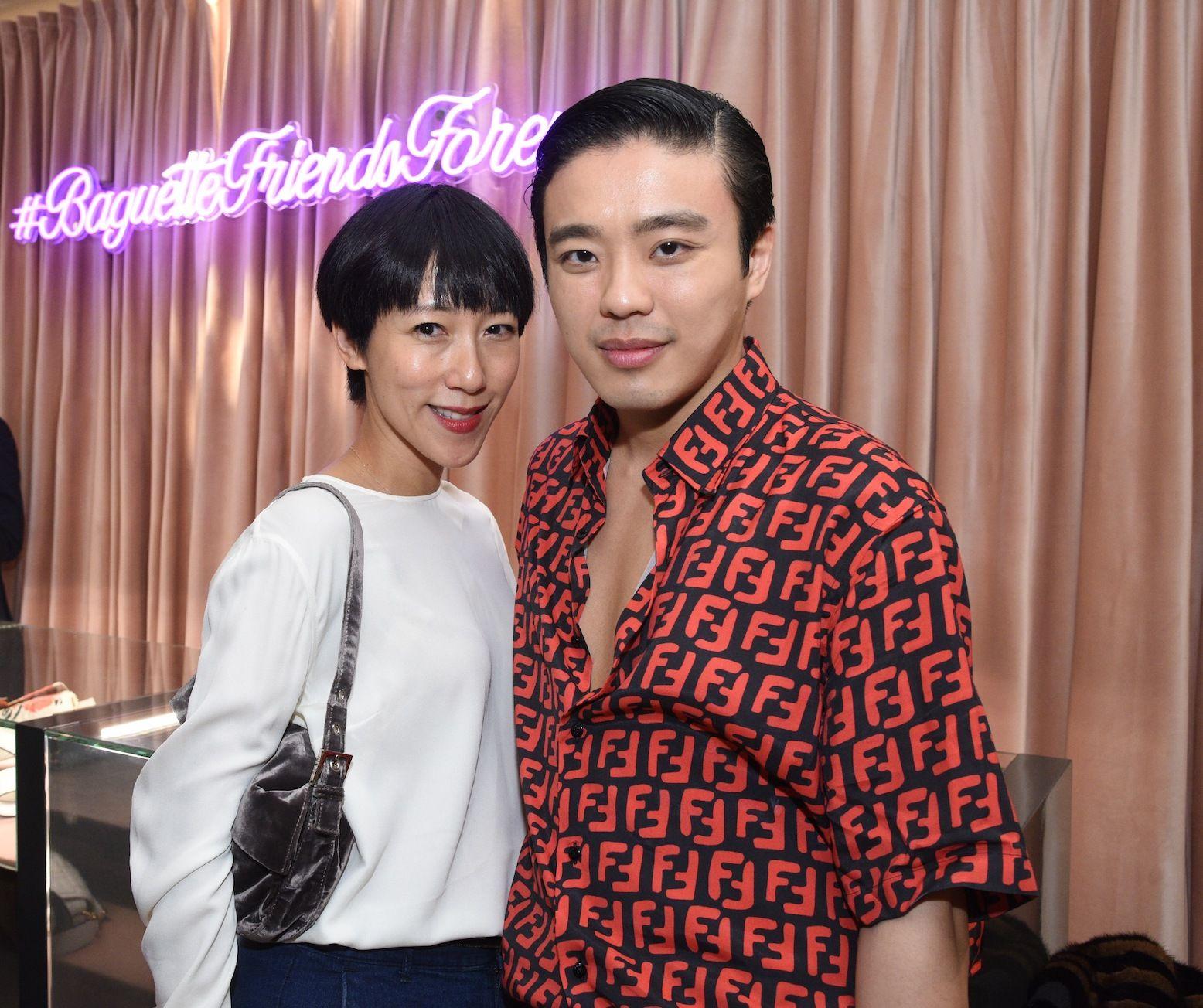 Denise Ho, Jonathan Cheung