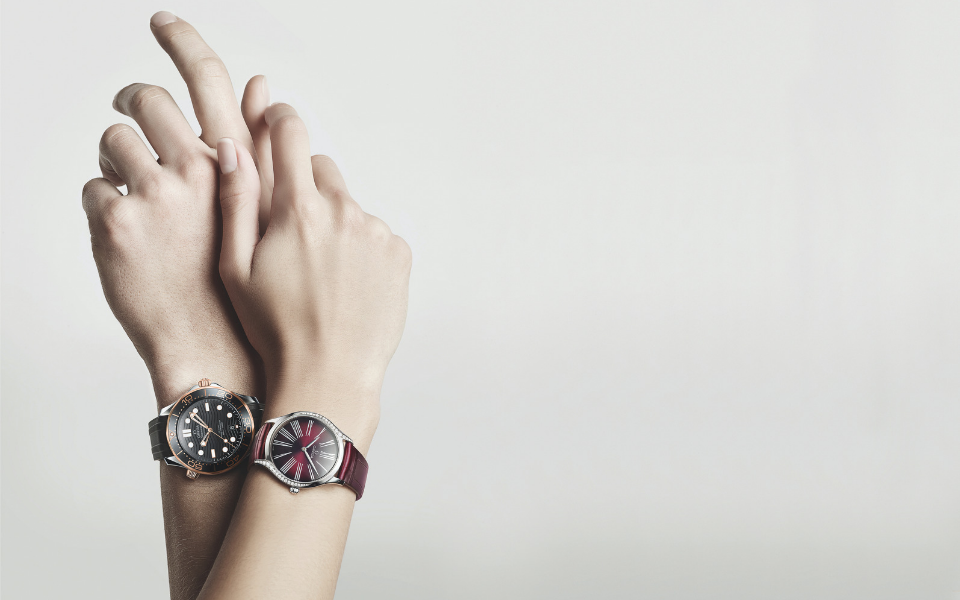 Perfect Match: Luxury His And Hers Watches To Wear On Valentine's Day