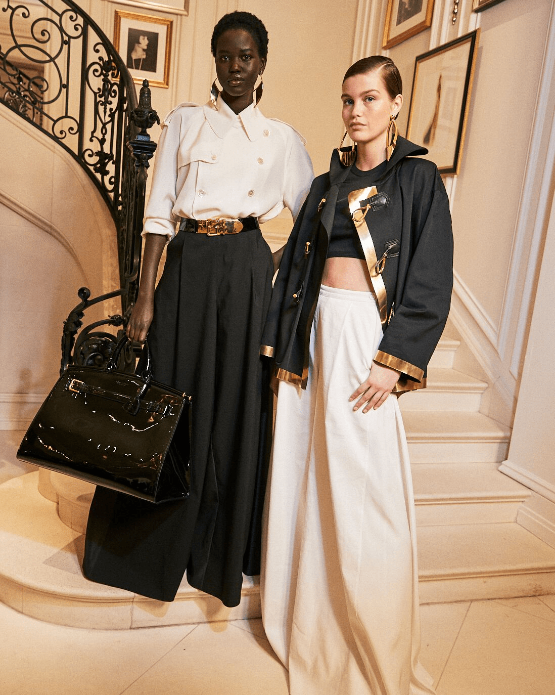 Hot Glam: 10 Valentine's Day Outfits Inspired By Ralph Lauren's Spring 2019 Show