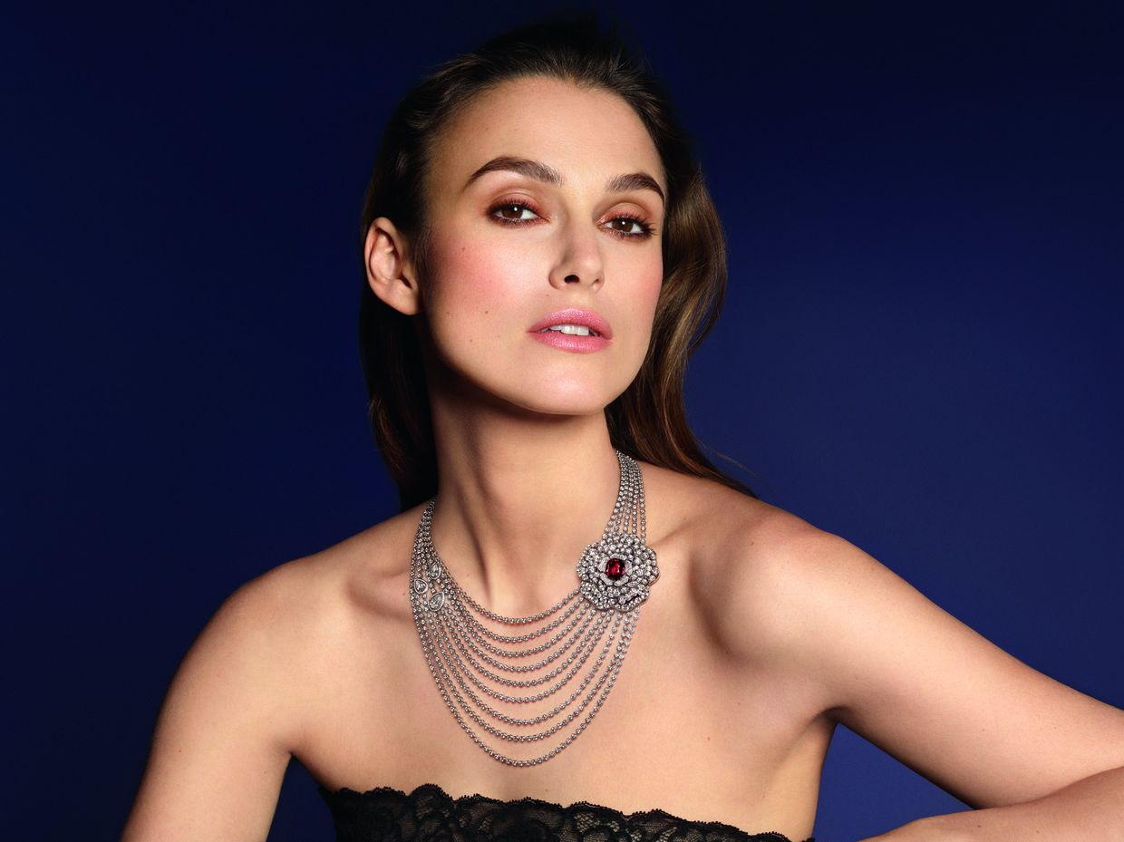 Revel In Chanel's Latest High Jewellery Collection