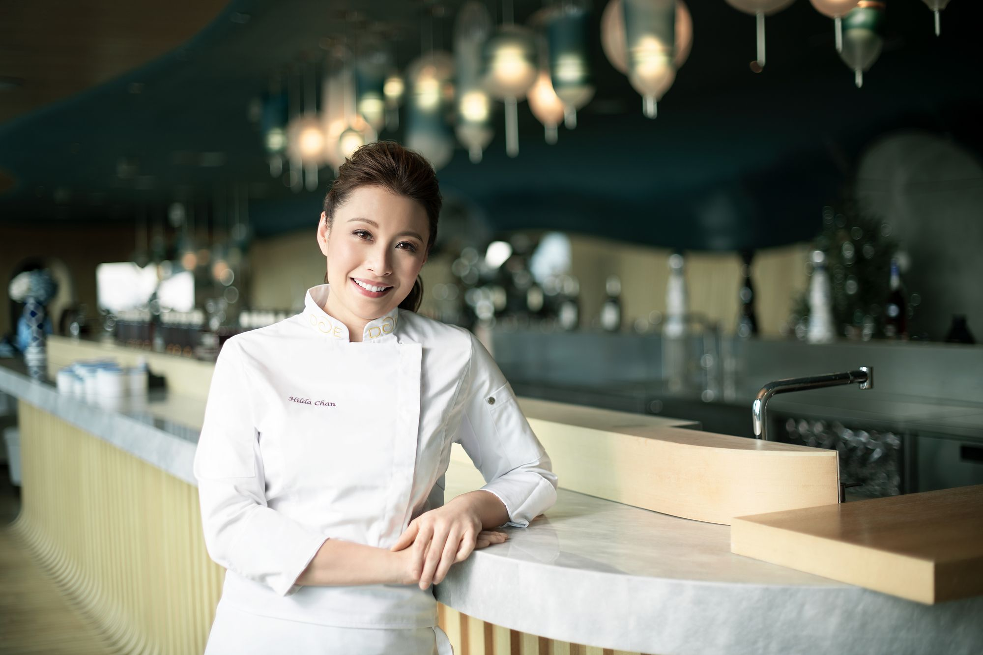 Hilda Chan Is The Chef To Know At Longines Masters Of Hong Kong 2019