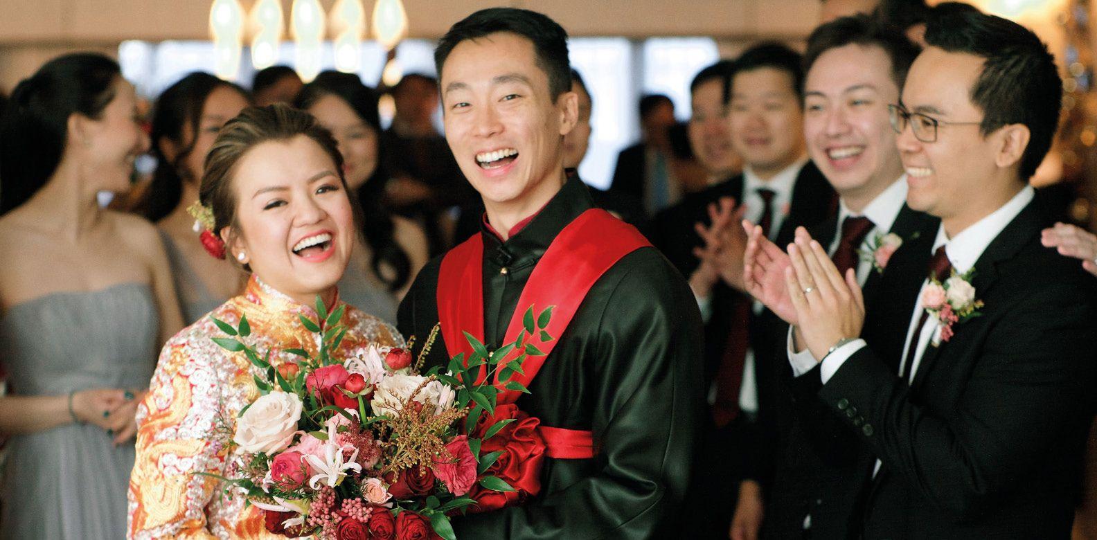 Real Weddings: Inside Emerald Shek And Ng Chung-man's Wedding