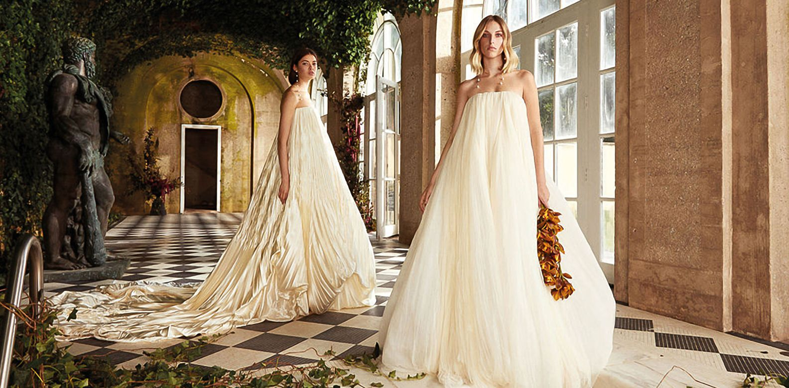 Fairy Tale Reinvented: Wedding Dress Designer Danielle Frankel