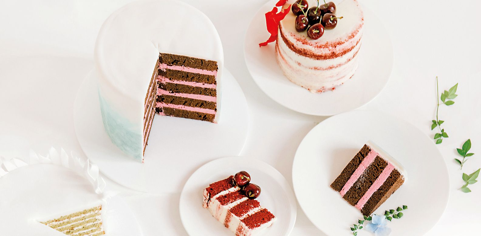 3 Gorgeous Wedding Cakes To Say 'I Do' To