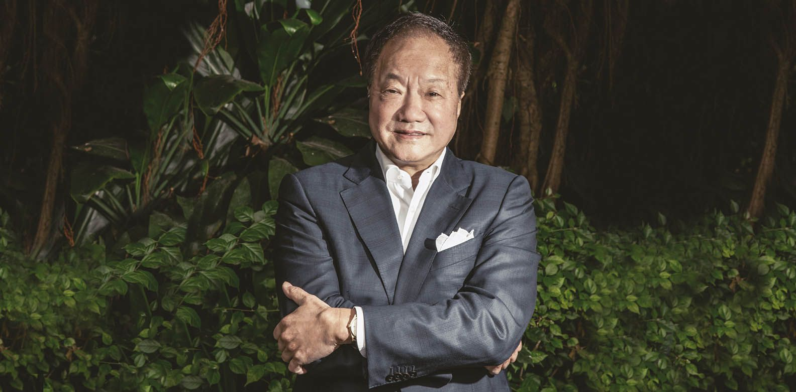Force of Nature: Moses Tsang And The Nature Conservancy Go Global