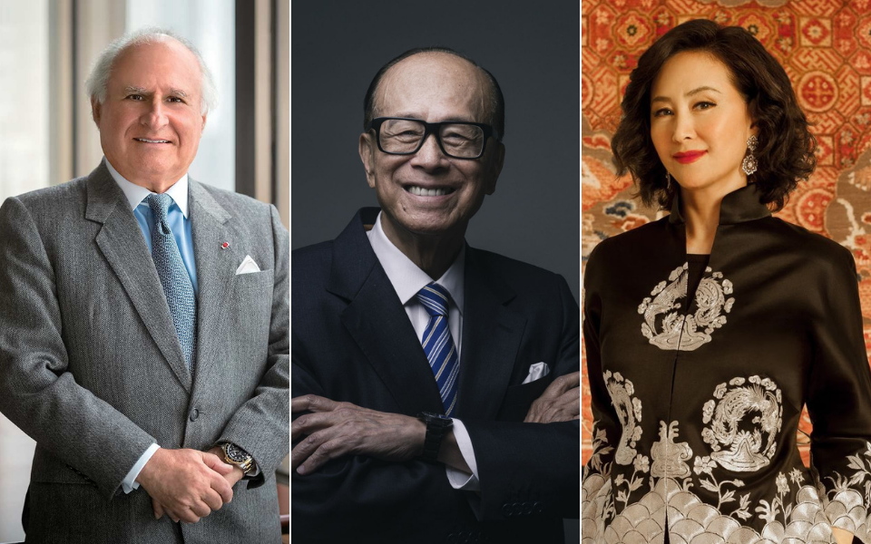 10 Powerful Quotes From Hong Kong's Richest People