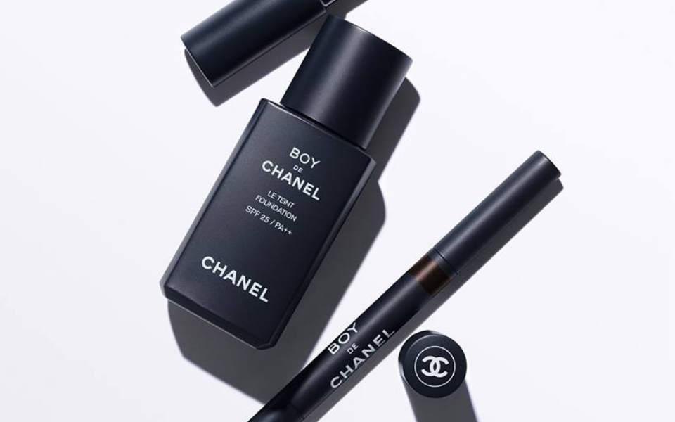 Chanel's First Make-up Line For Men Launches In Hong Kong
