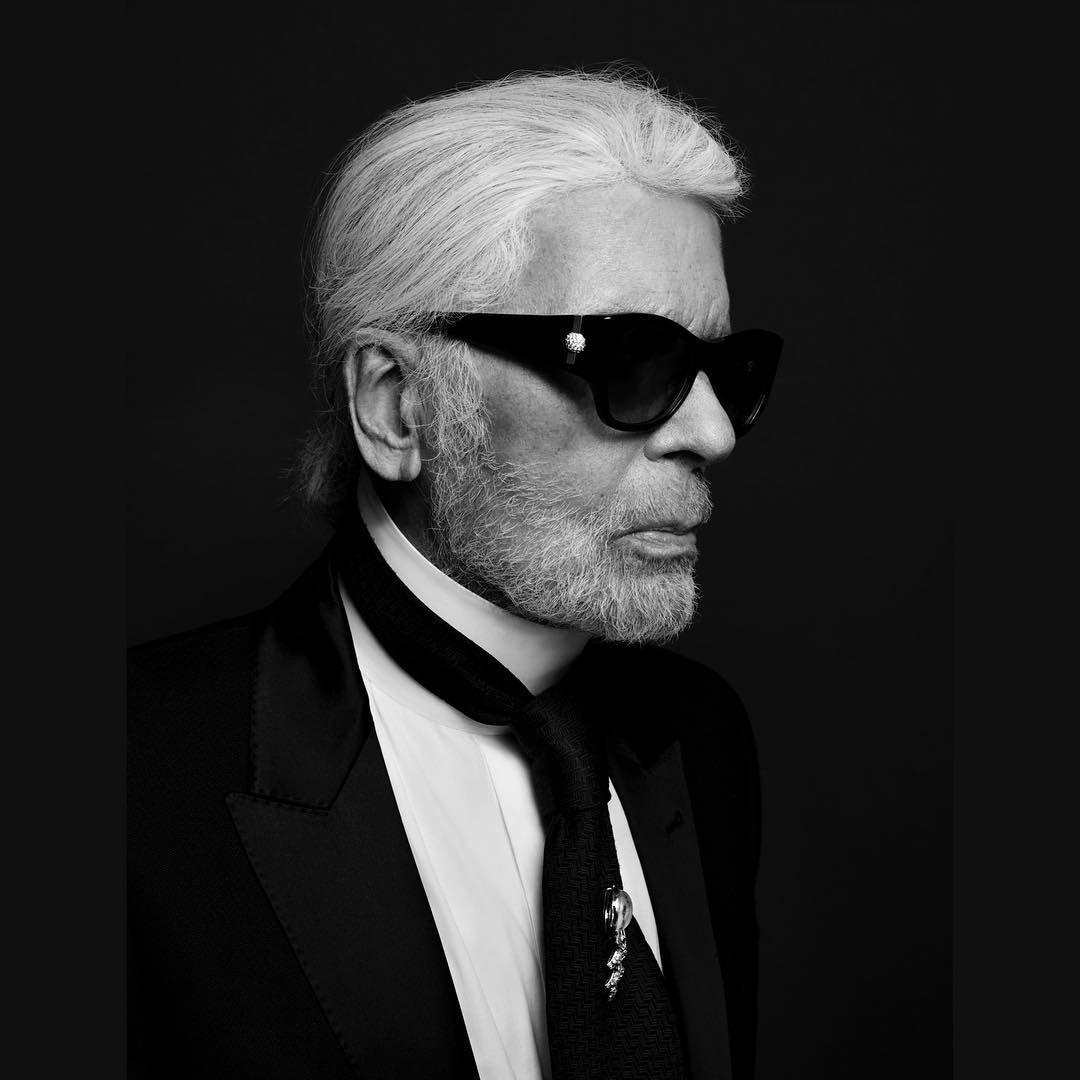 Remembering Karl Lagerfeld: 10 Tatlergrams By Hong Kong Society Friends