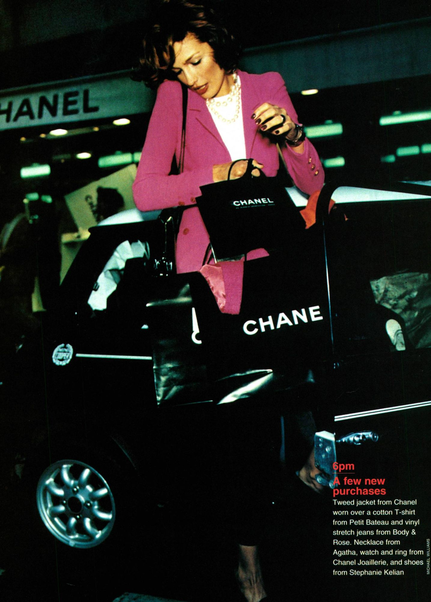 Hong Kong Tatler, November 1995