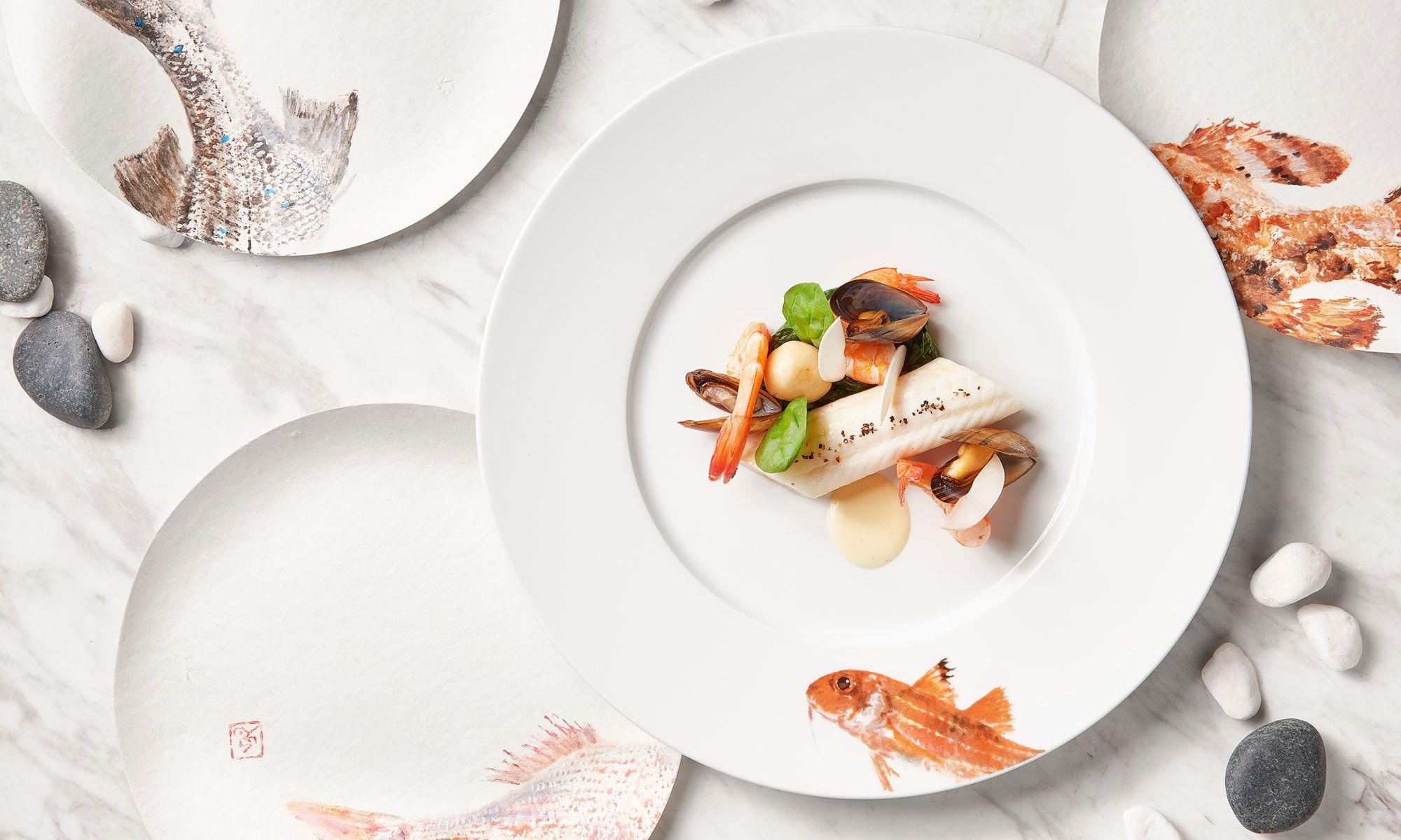 Rech By Alain Ducasse Presents The Coastal Tour De France