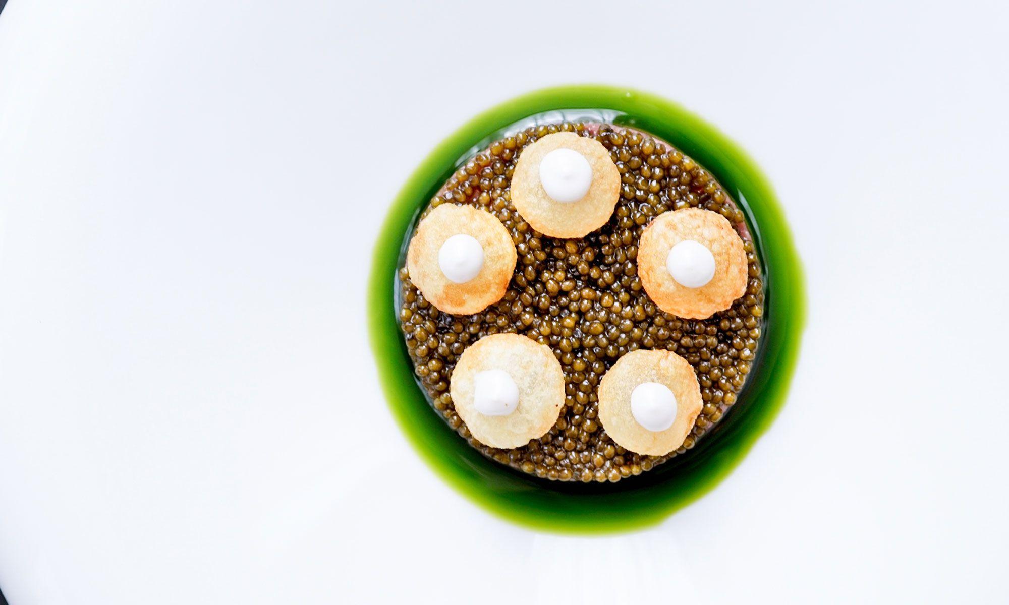 Le Pan Presents Kaviari Plantin Dinner This March