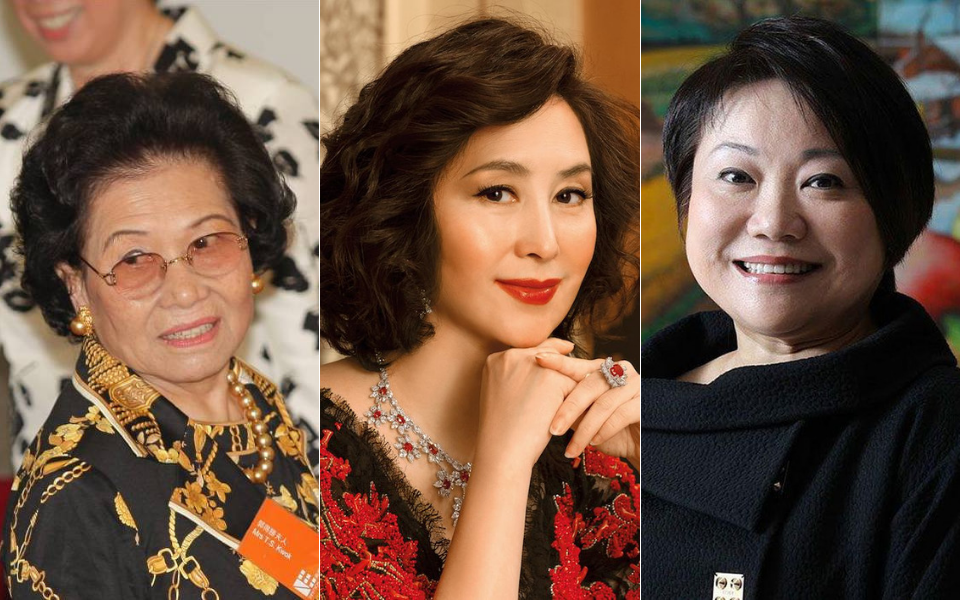 Meet Hong Kong's Richest Women Of 2019