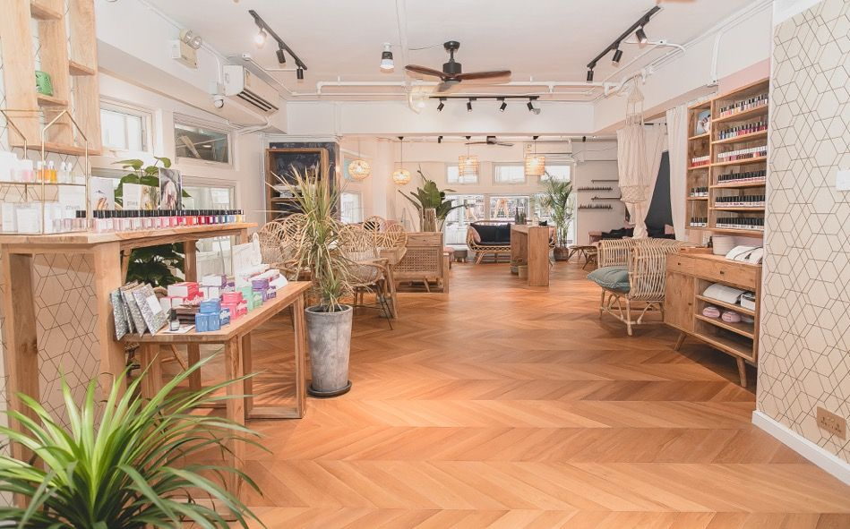 3 Luxurious Eco-Friendly Salons In Hong Kong