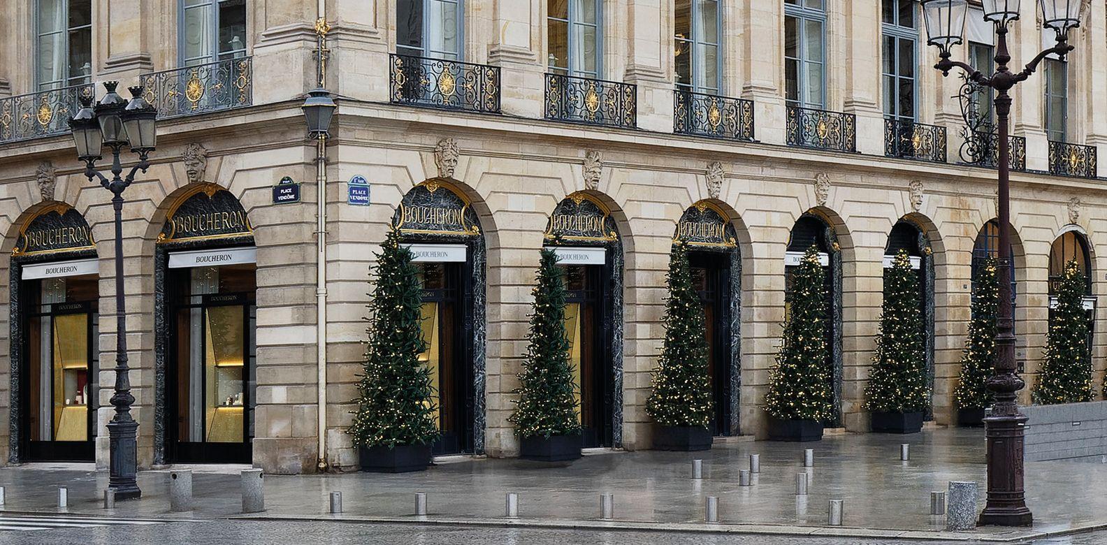 House Of Heritage: Inside Boucheron's Home In Paris