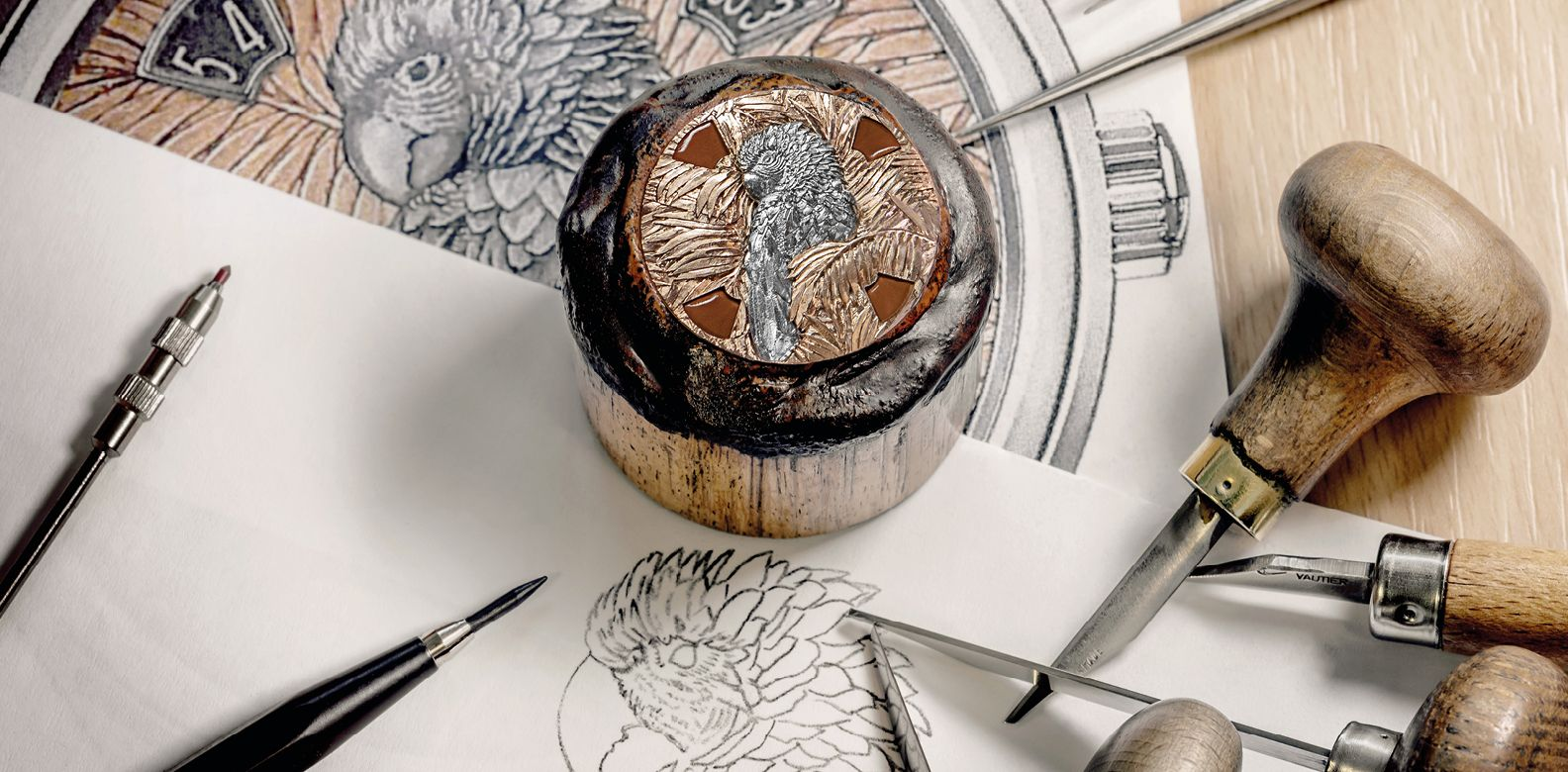 All You Need To Know About Vacheron Constantin's Mécaniques Sauvages Series