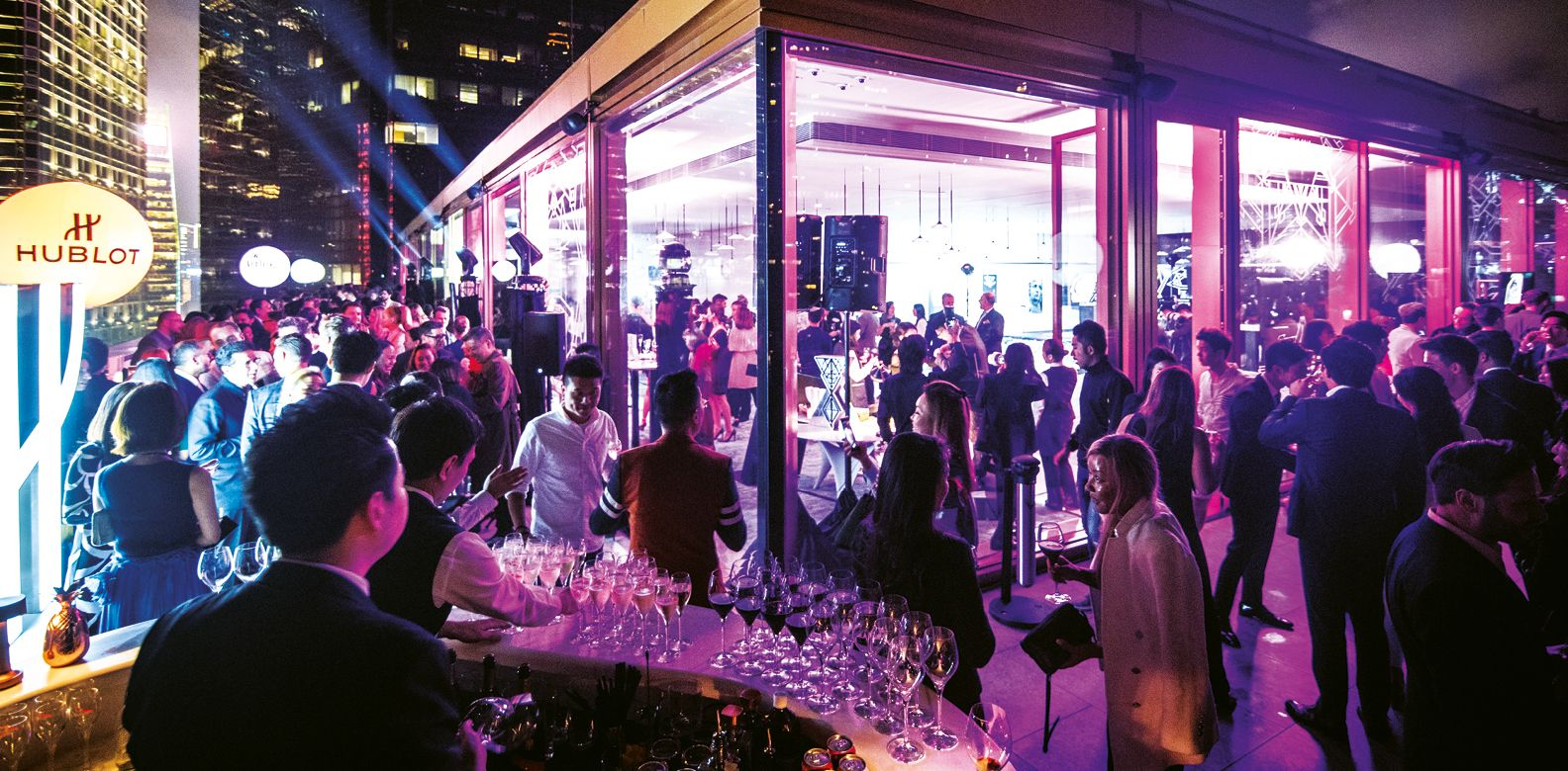 10 Most Exclusive VIP Parties During Hong Kong Art Week 2019
