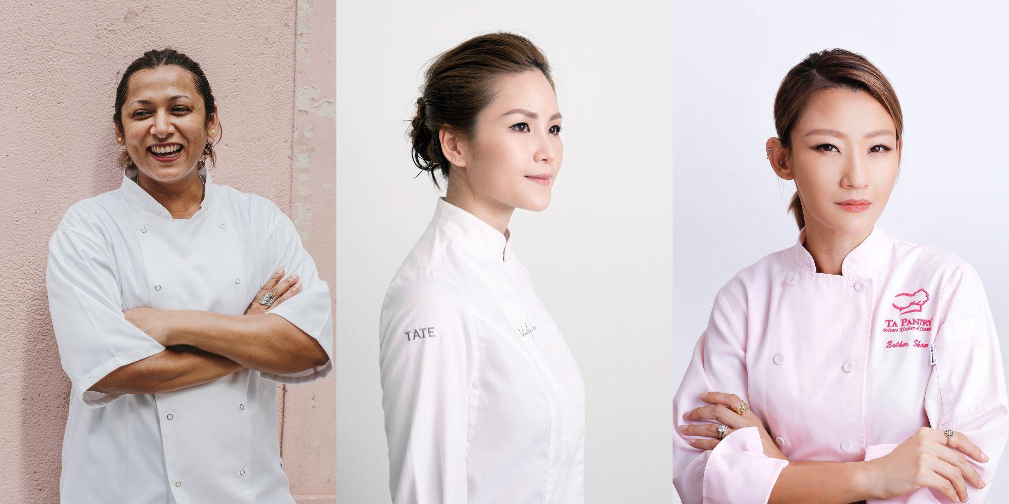 Hong Kong's Female Chefs Share Their Wisdom