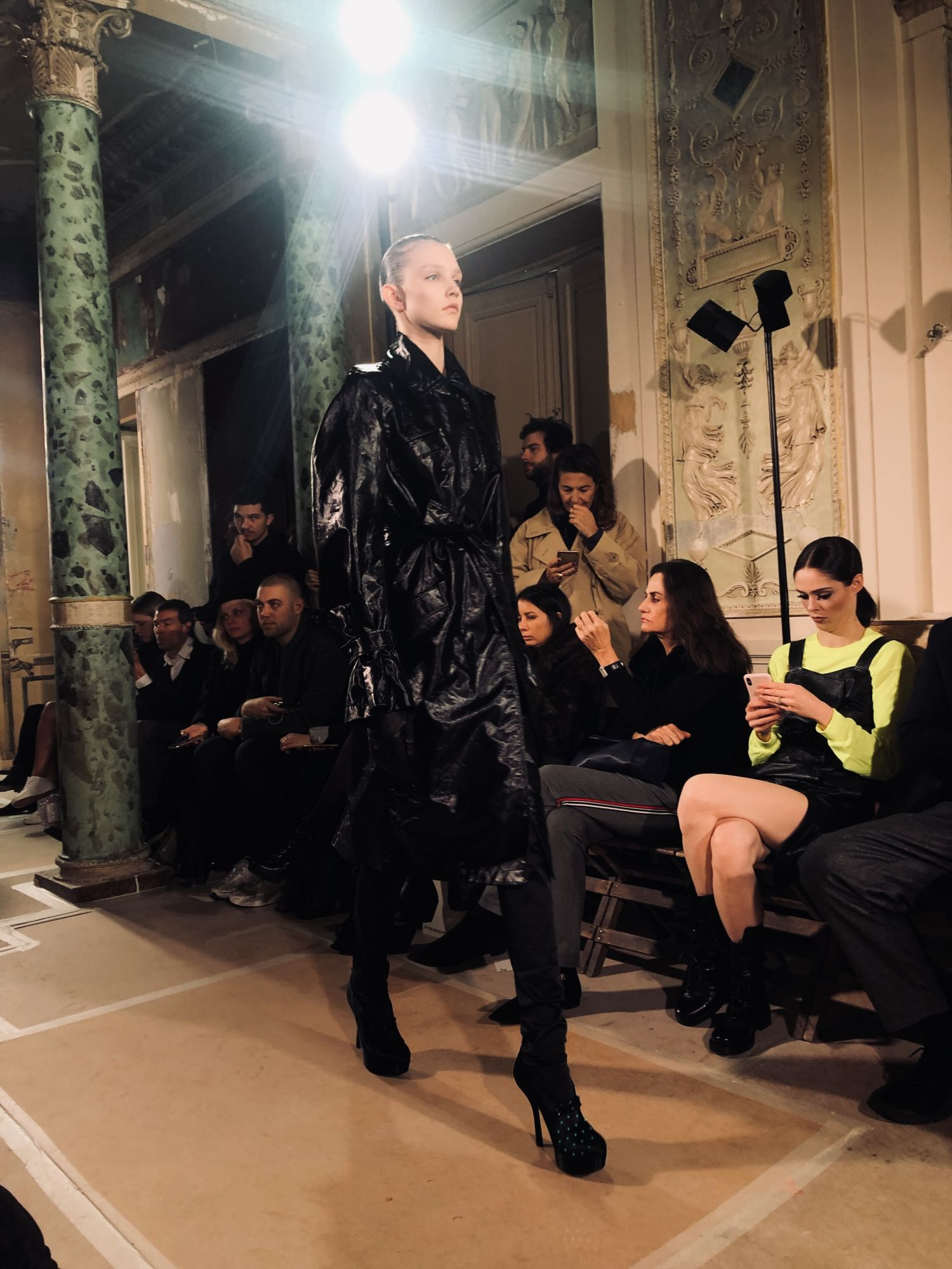 Paris Fashion Week Fall/Winter 2019: Day 4 Highlights
