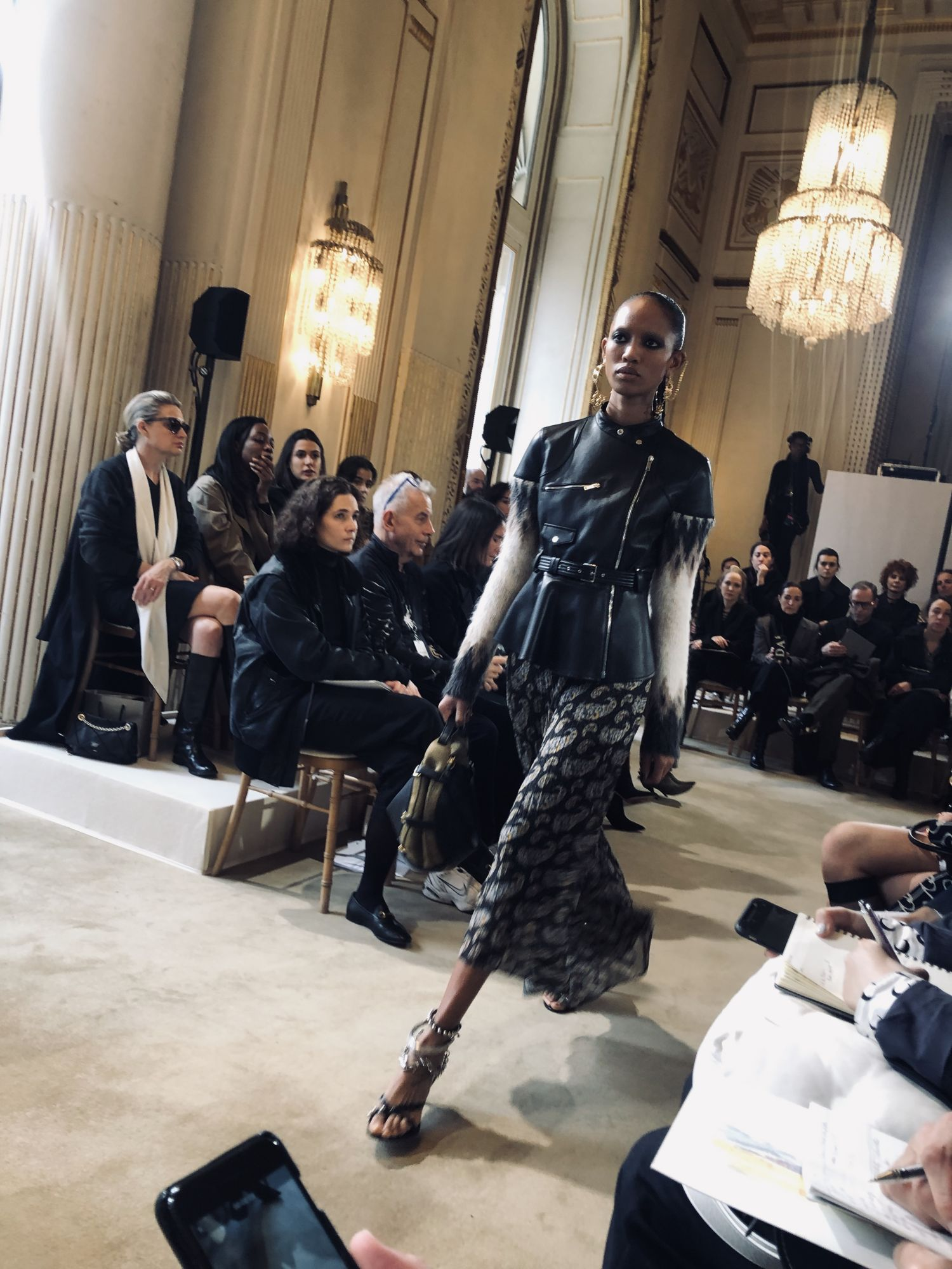 Paris Fashion Week Fall/Winter 2019: Day 5 Highlights