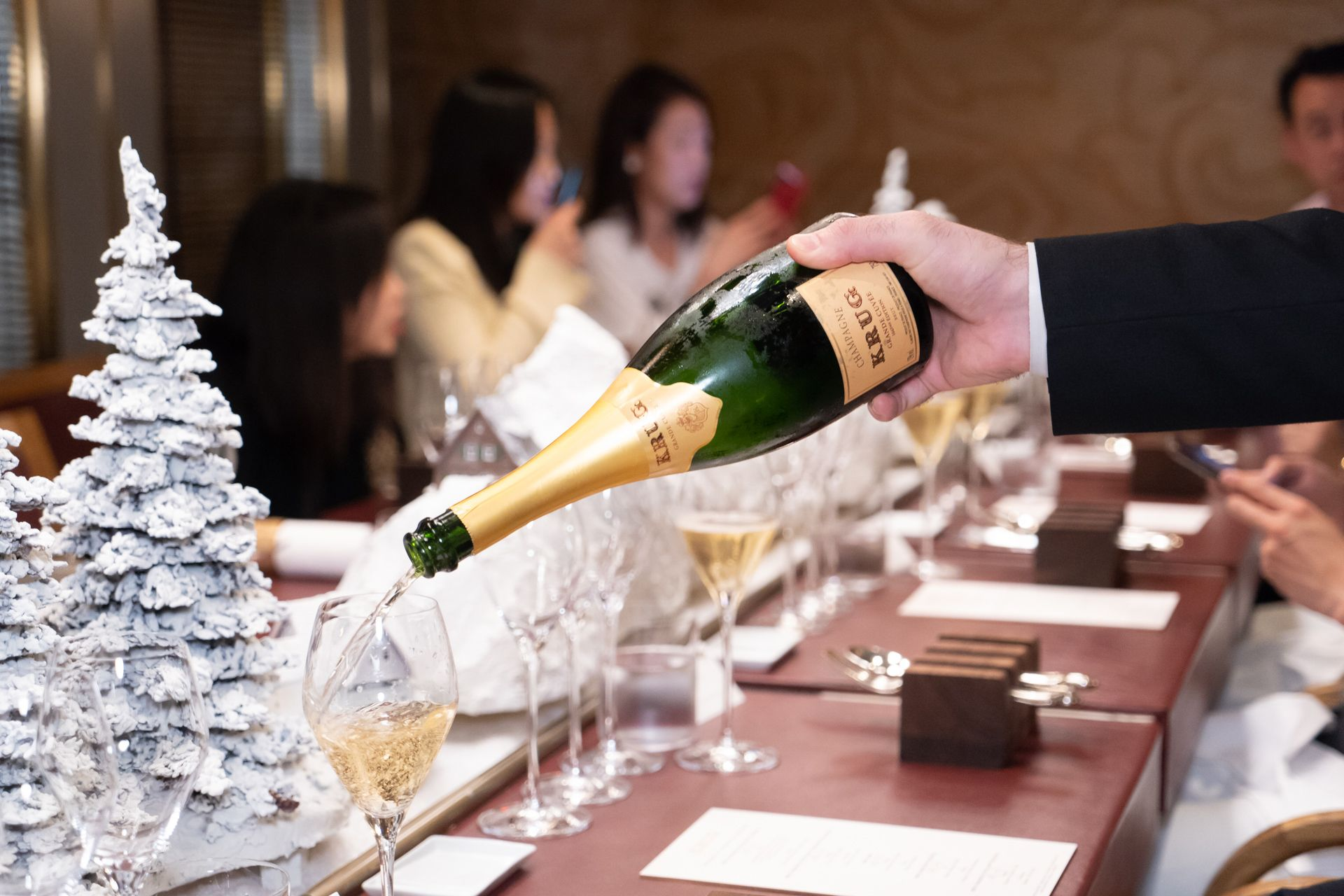 At Krug Room, Evan Chow's Childhood Memories Are Crafted Into Haute Cuisine