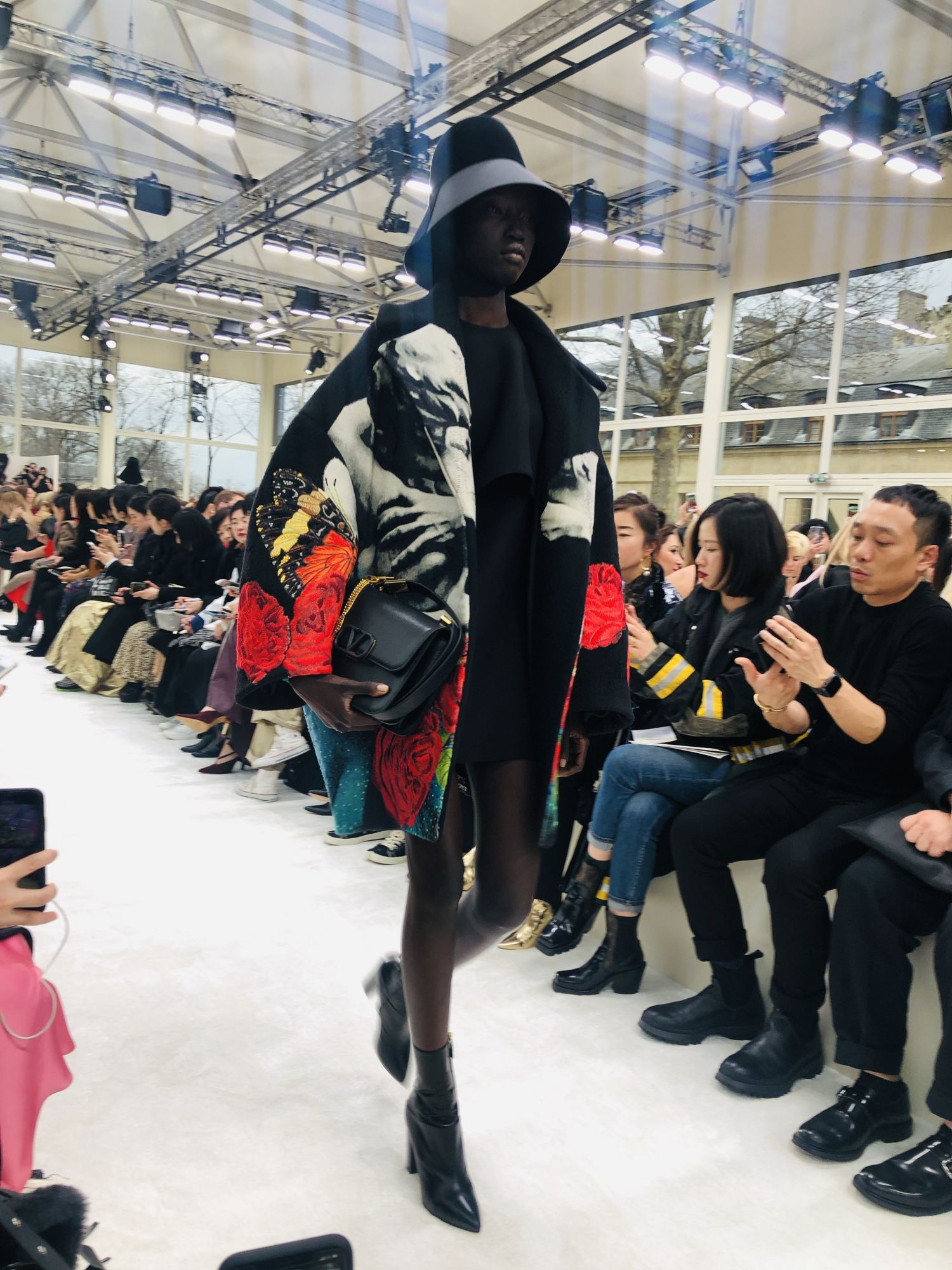 Paris Fashion Week Fall/Winter 2019: Day 6 Highlights