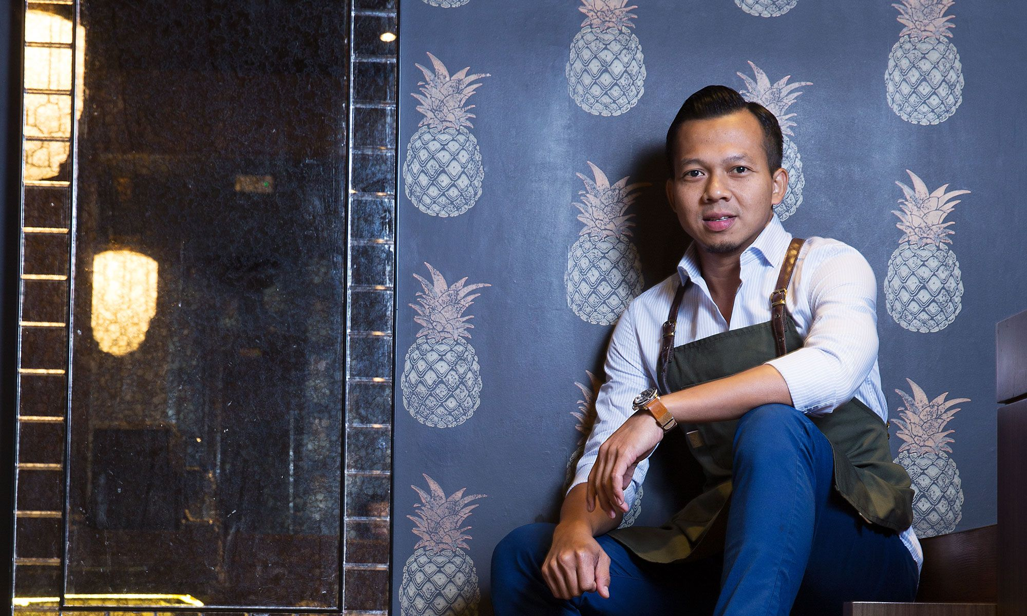 The Old Man's Agung Prabowo To Open New Cocktail Bar This March