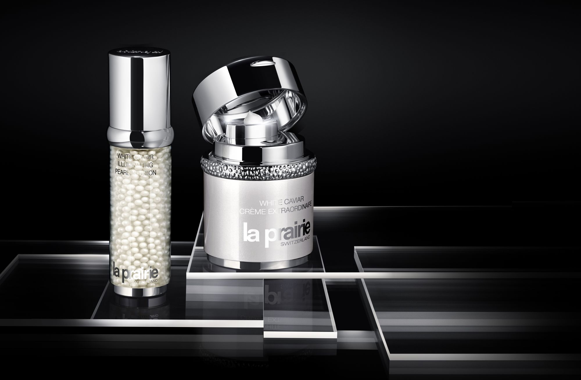 Uncover The Light Within With La Prairie's White Caviar Collection