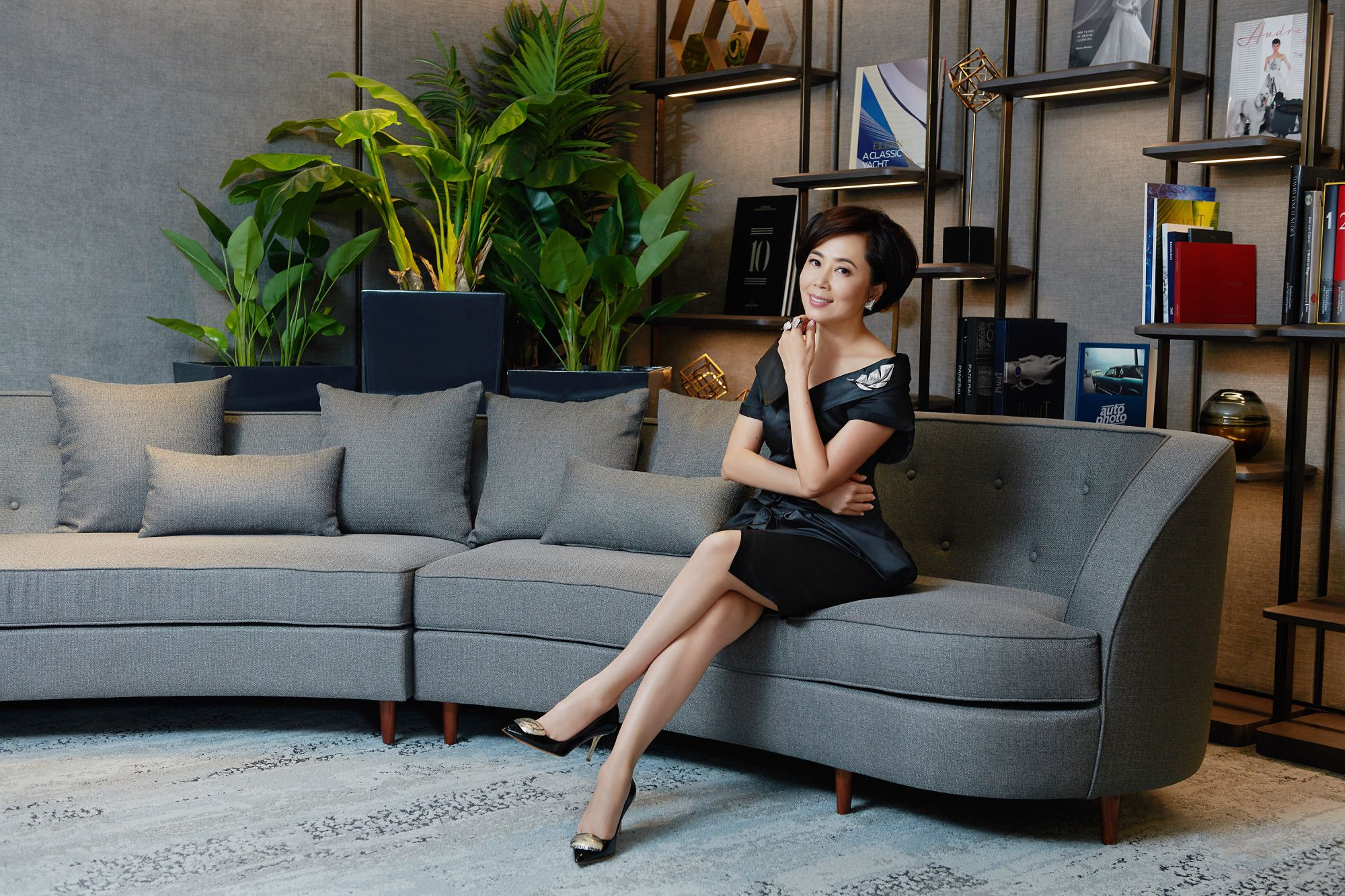 The Next Step With Cindy Yeung