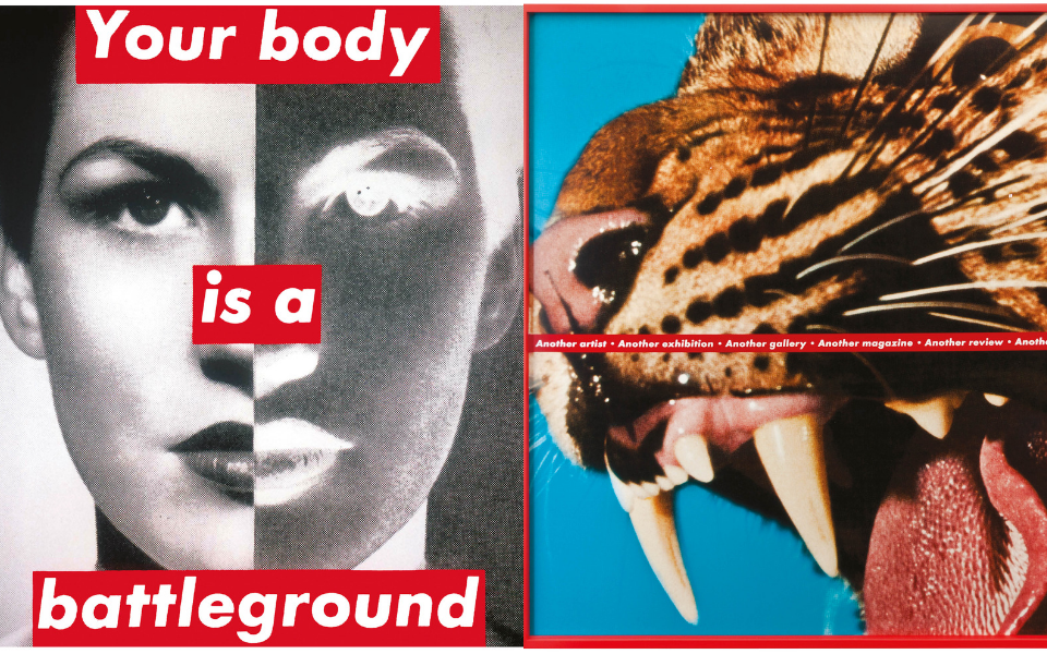 Barbara Kruger on Feminism, #MeToo And The Power Of Words