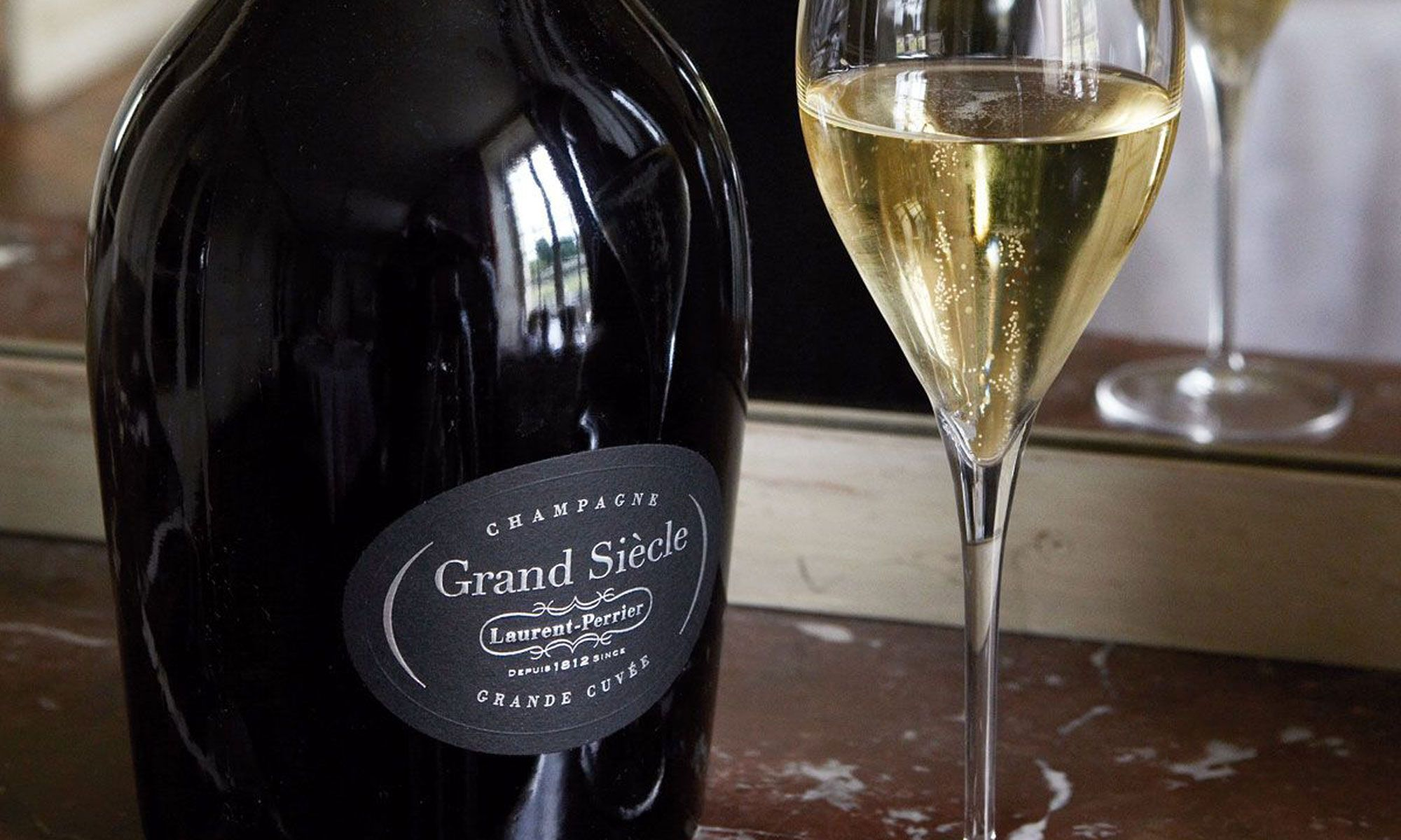 Arcane Showcases A Taste Of Spring With Laurent-Perrier Grand Siecle Champagne