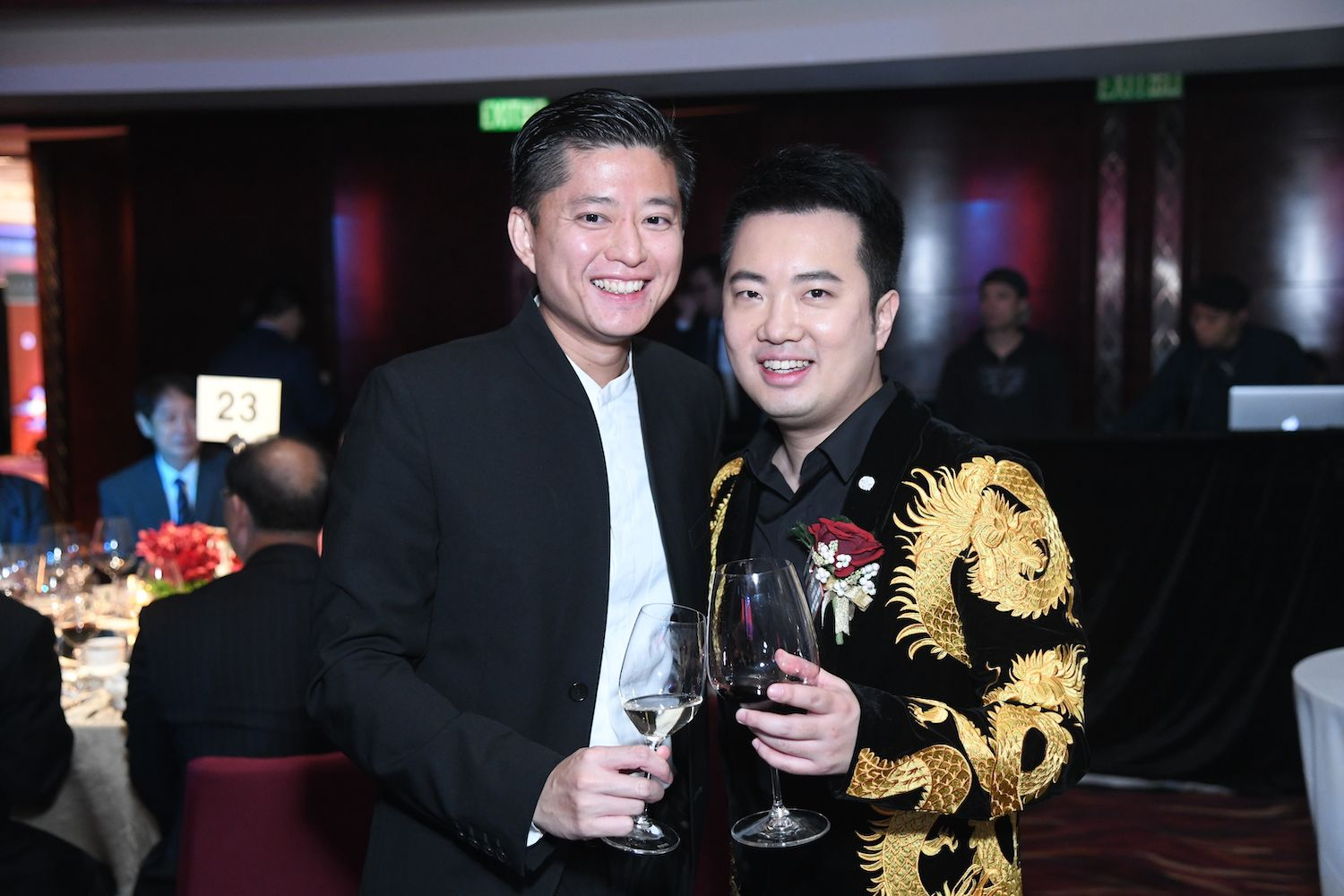 Will Lam, Vincent Wong