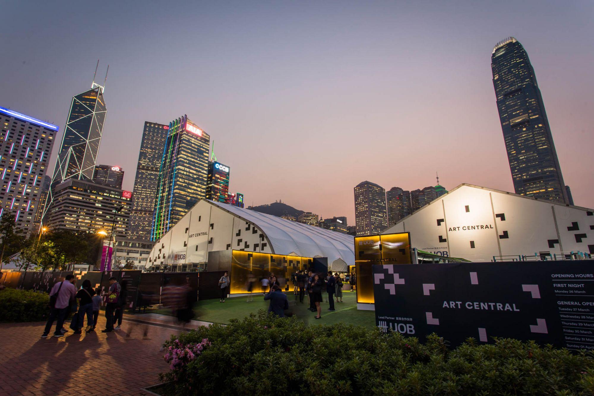 First Look: Art Central Hong Kong 2019