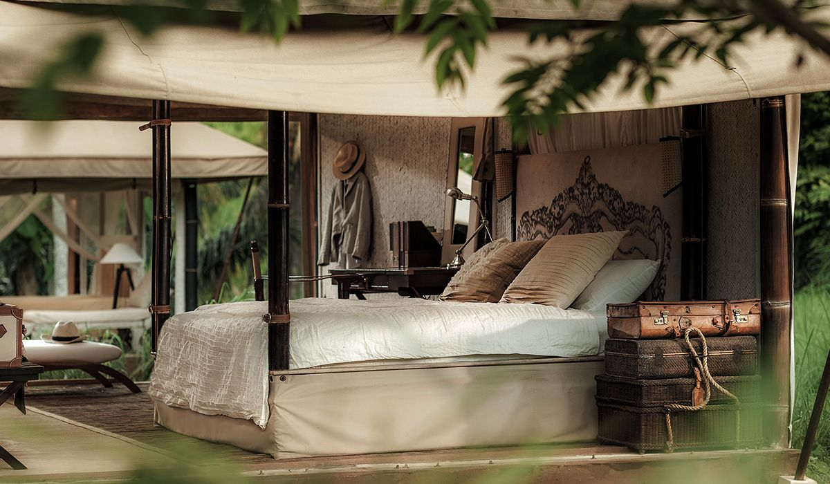 The Beige: Luxury Glamping At The Foot Of Angkor Wat