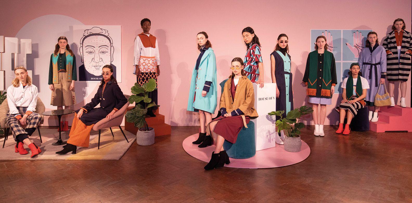 Worldly Aspirations: HKTDC's Fashion Hong Kong Campaign In London Fashion Week