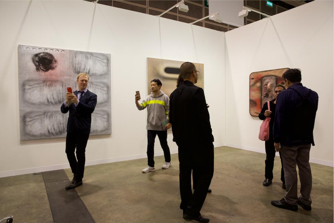 10 Booths To Visit At Art Basel Hong Kong