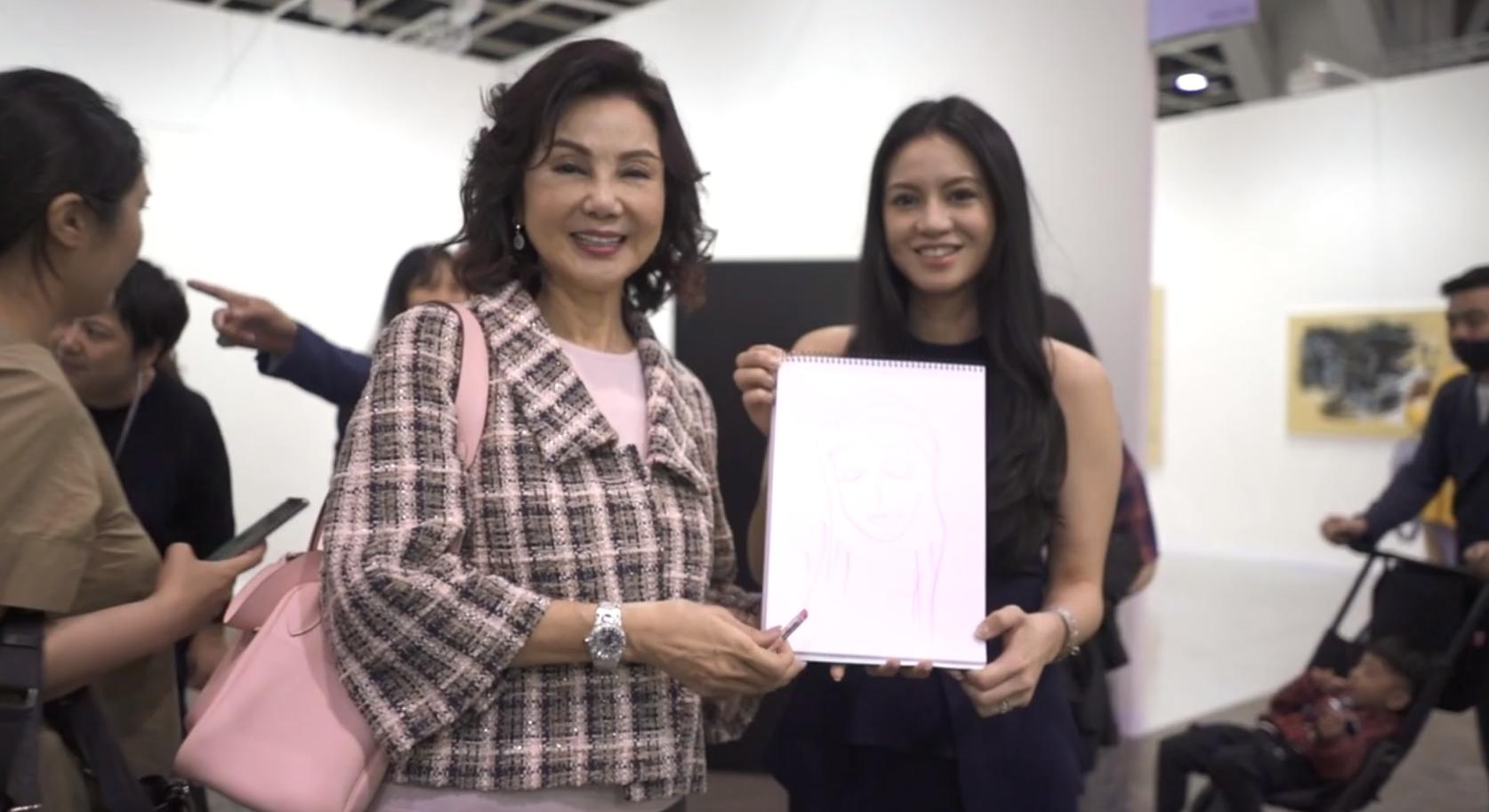 Video: 1-Minute Artists At Art Basel Hong Kong 2019