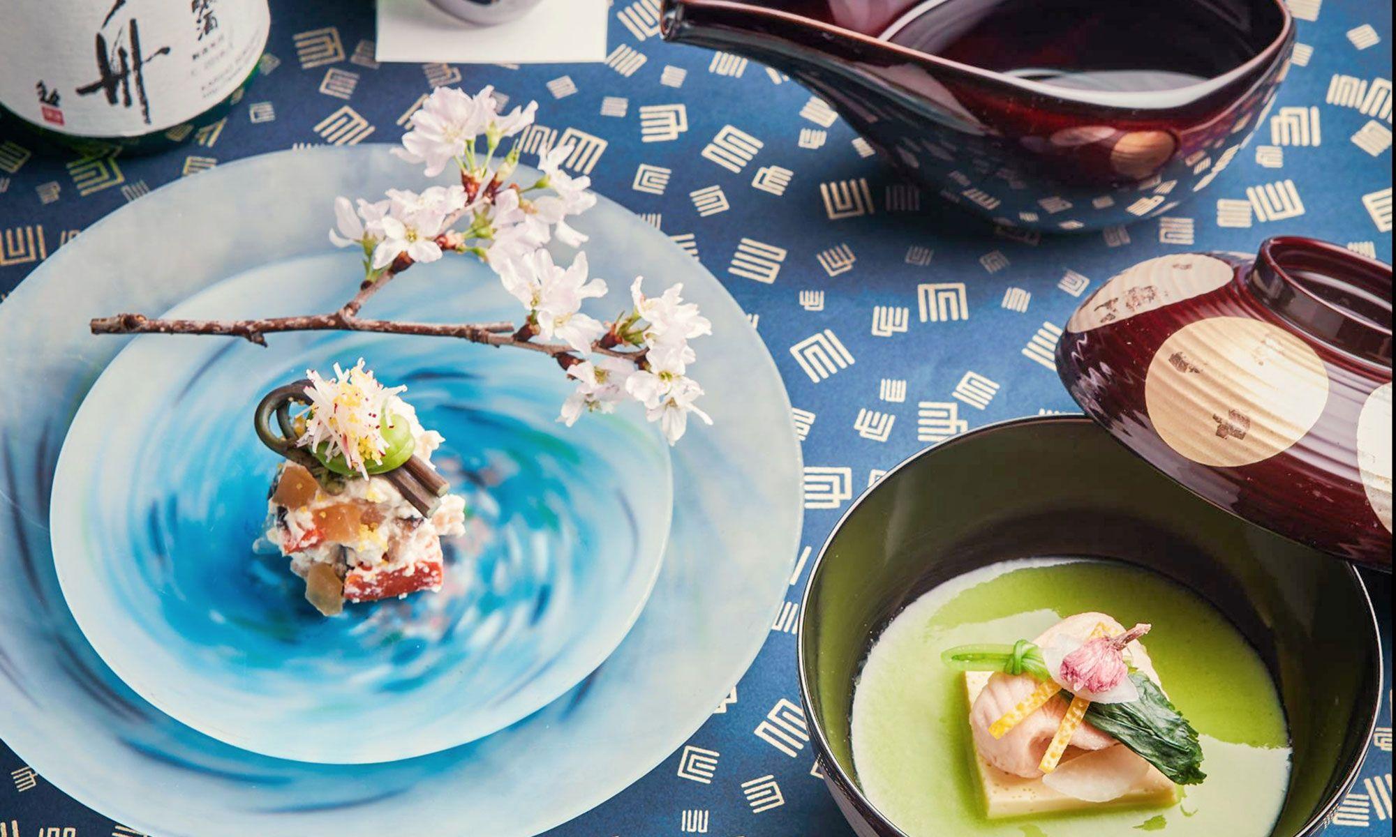 Akita Prefecture Culinary Delight At Yamazato