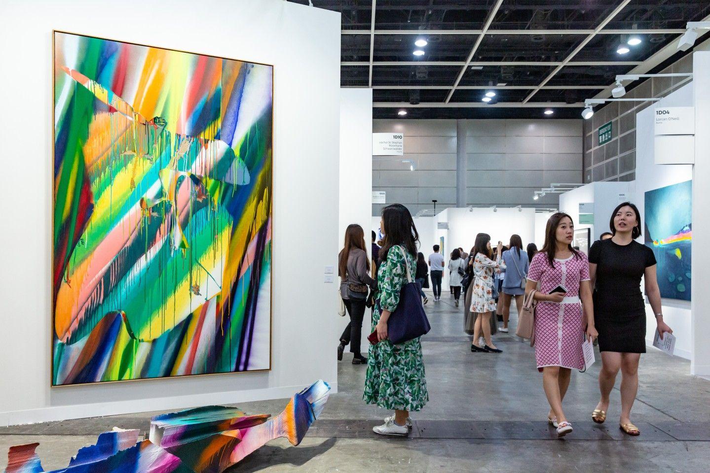 What Sold At Art Basel Hong Kong 2019