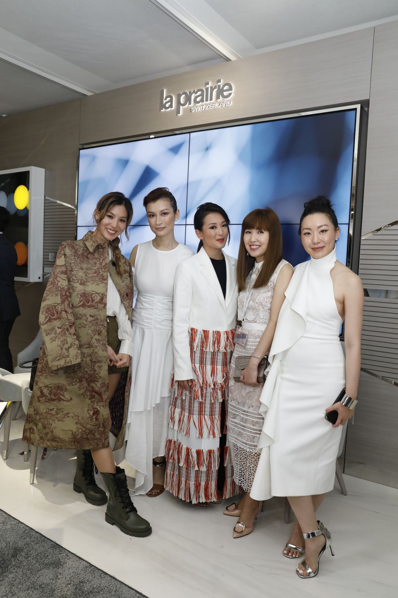 Alison Chan-El Azar, Colleen Fung, Antonia Li, Emmy Yuen, Ruth Chao