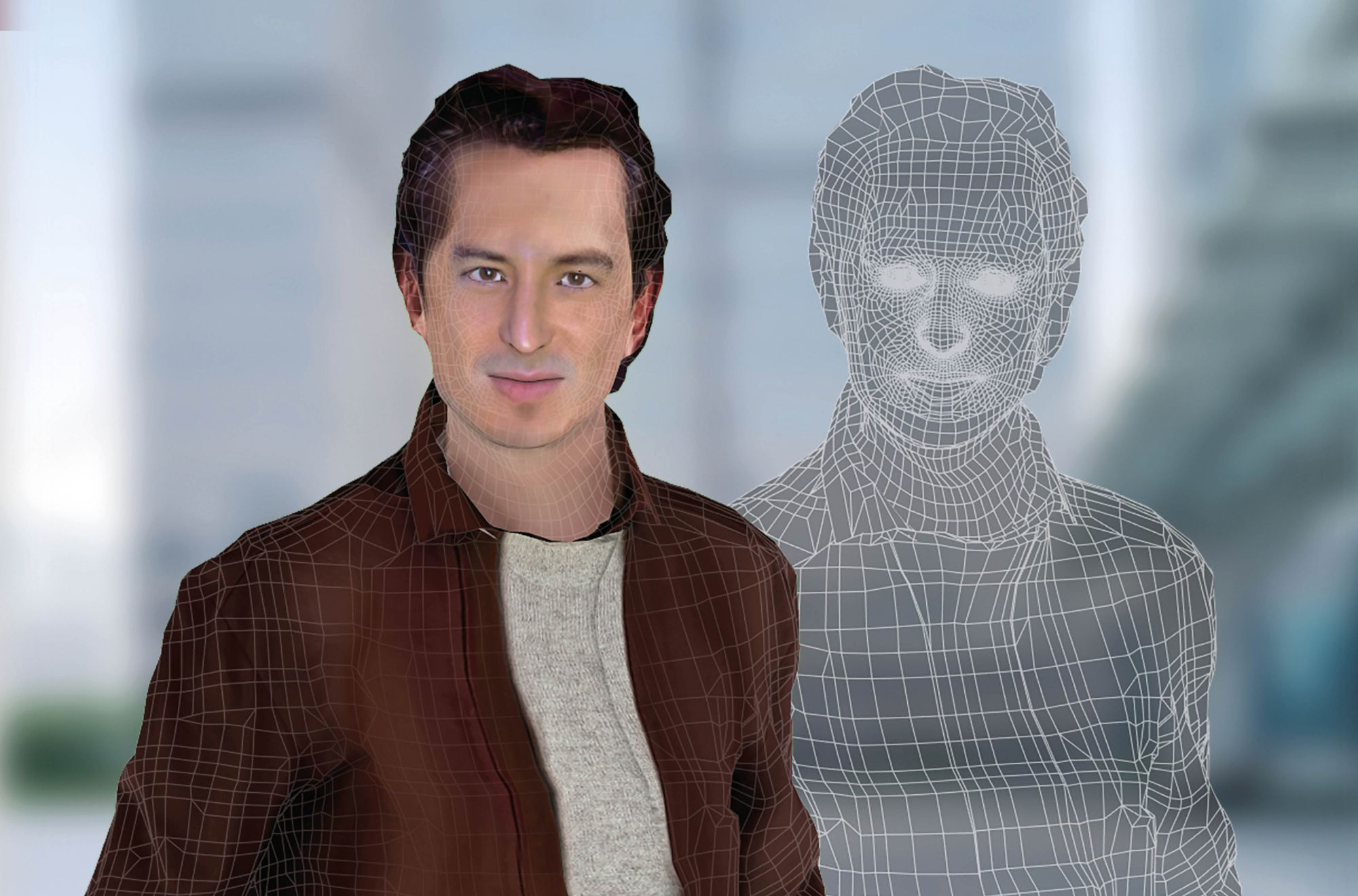 Virtual Personality: How Sean Lee-Davies Is Pioneering Avatar Technology