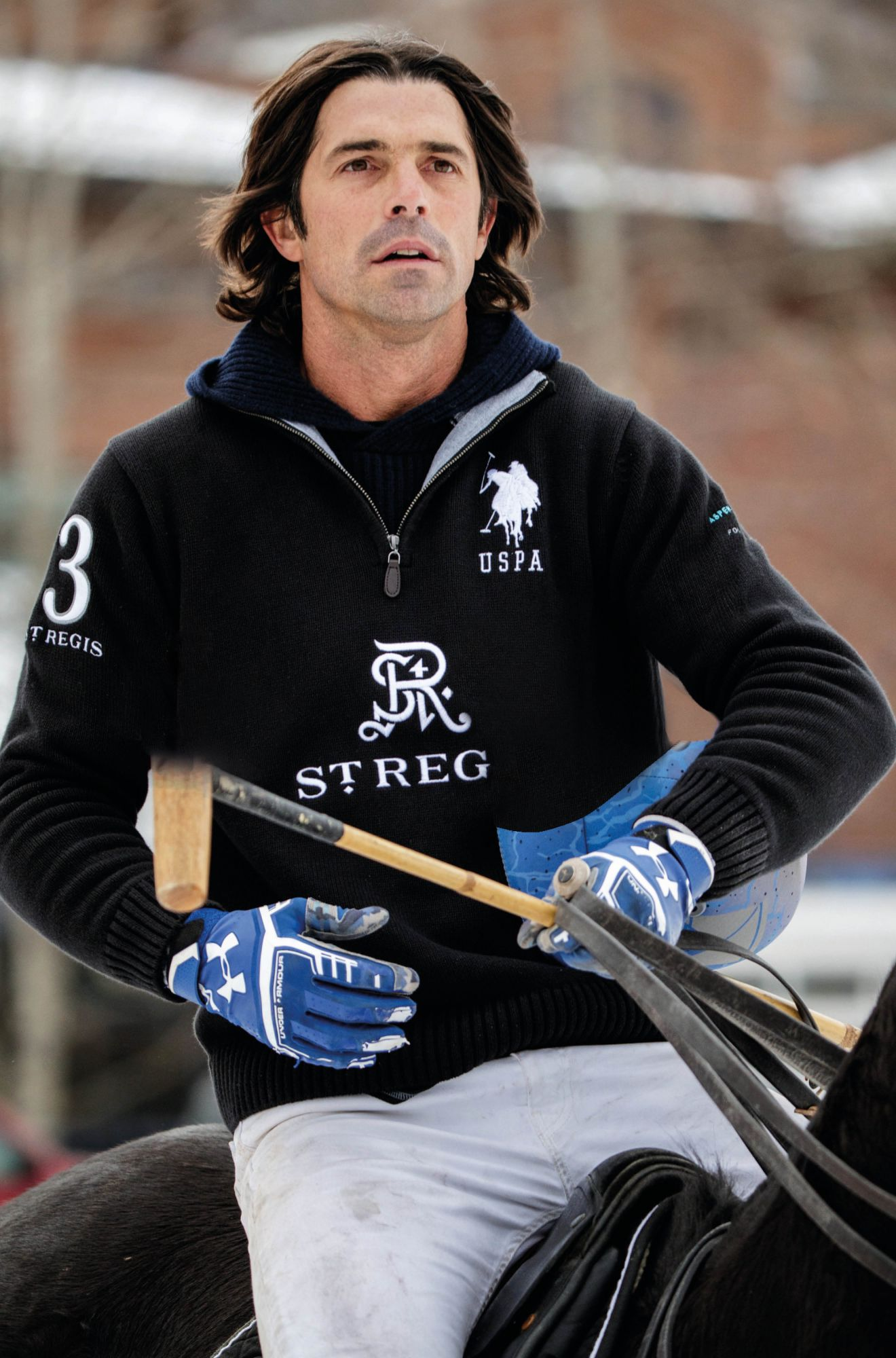 My Favourite Things: Polo Player Nacho Figueras