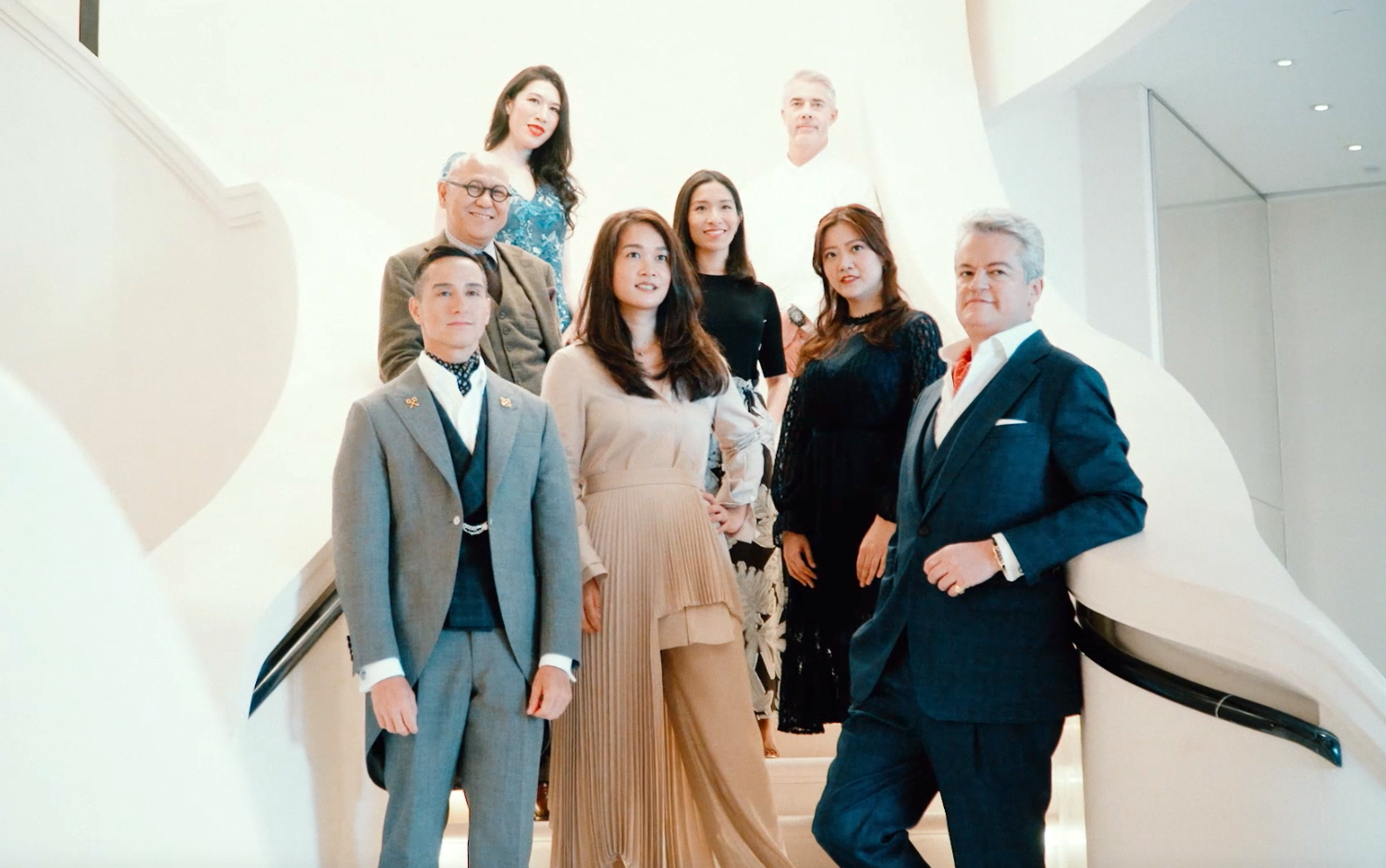 Behind The Scenes: Sonia Cheng And The Rosewood Hong Kong Team