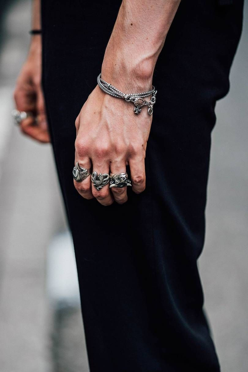 Trend Report: 3 New Jewellery Trends For Men In 2019