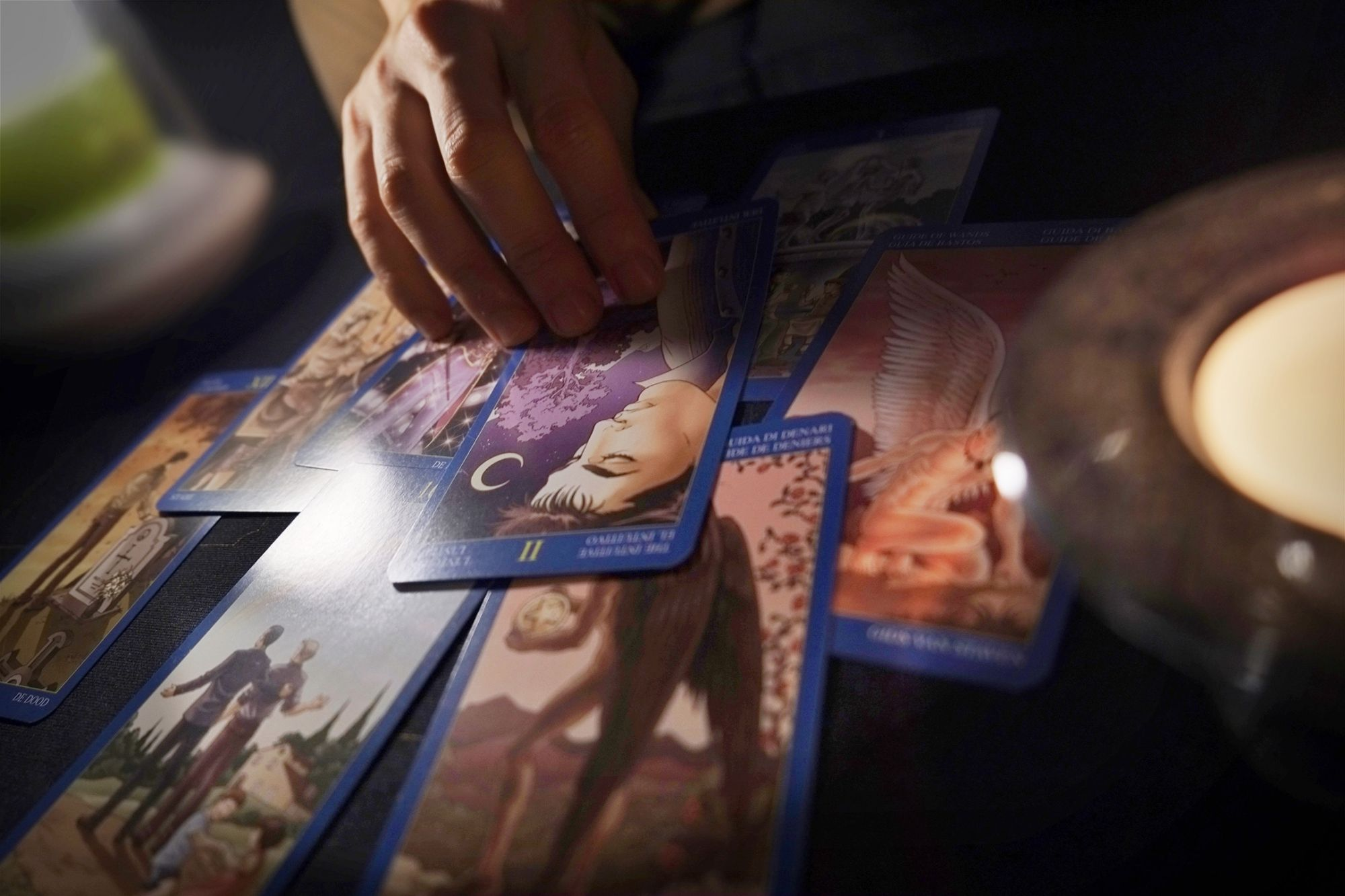 Is Tarot Making A Comeback In Hong Kong?