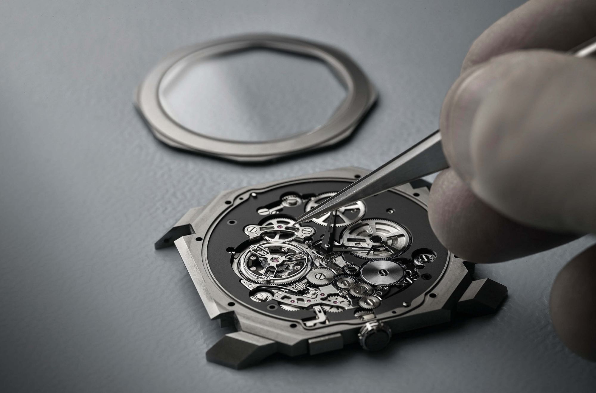 Introducing The World's Thinnest Watch With A Flying Tourbillon