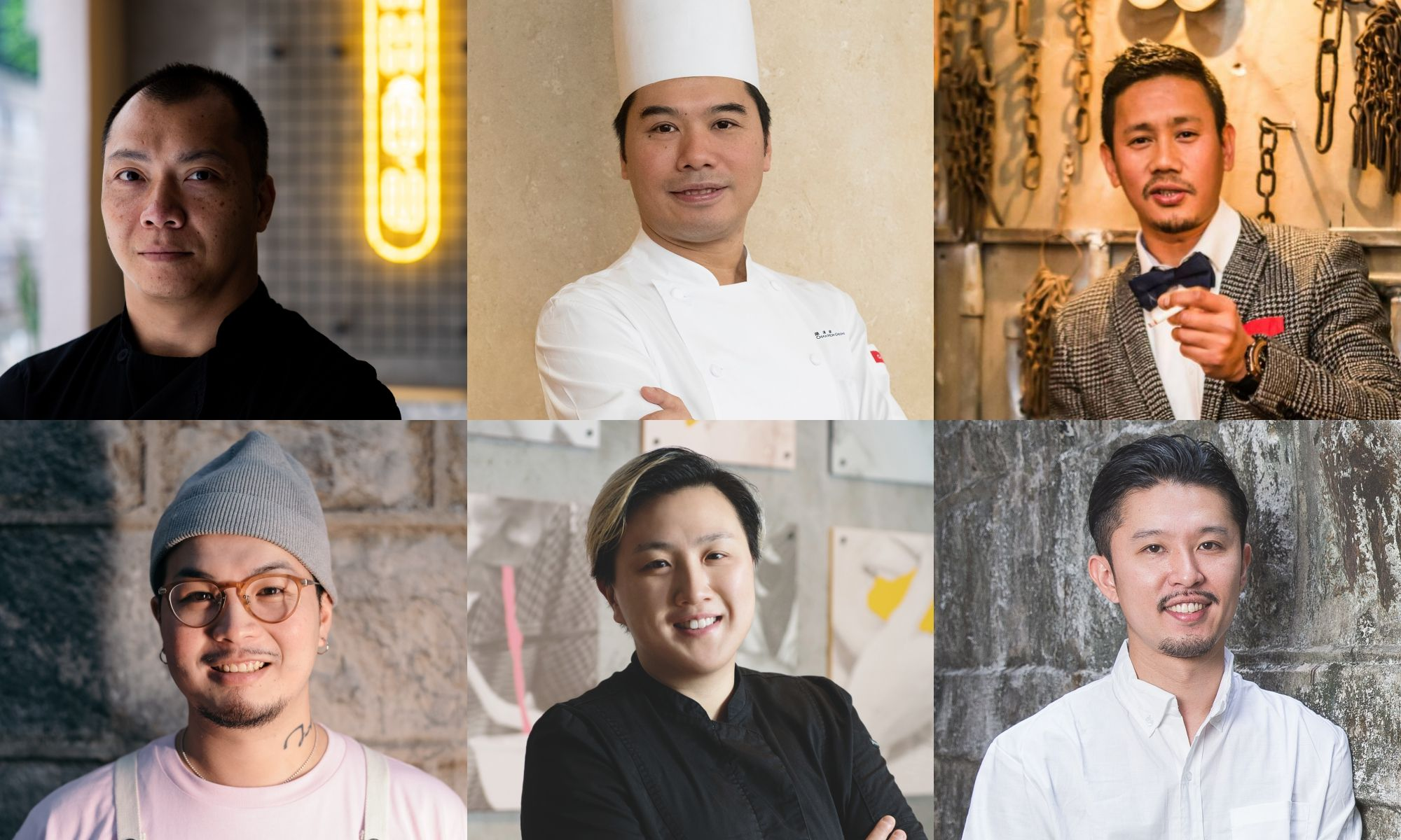 Chefs Collaborate To Create New Hong Kong Memories This May